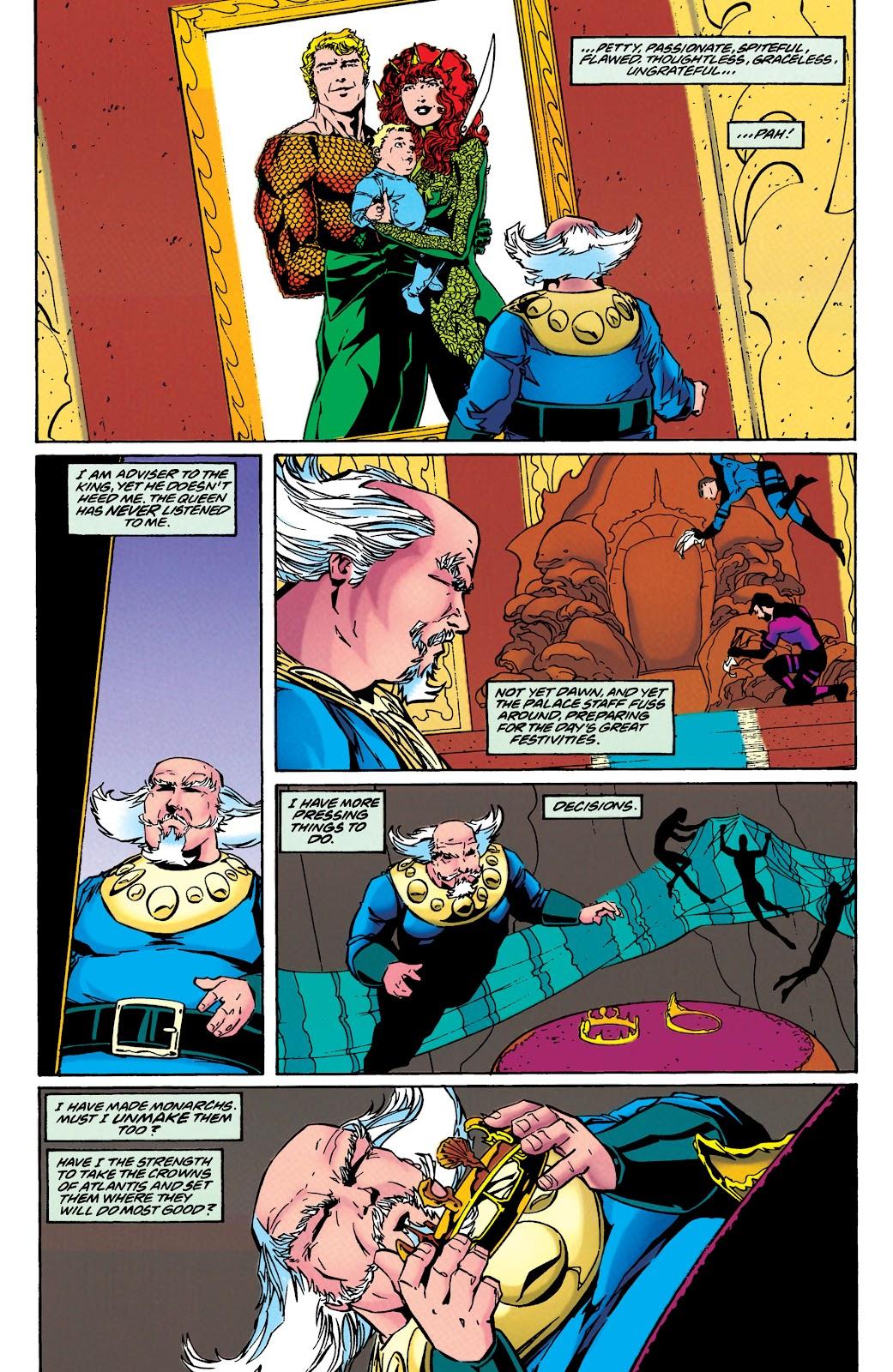 Aquaman (1994) Issue #49 #55 - English 5