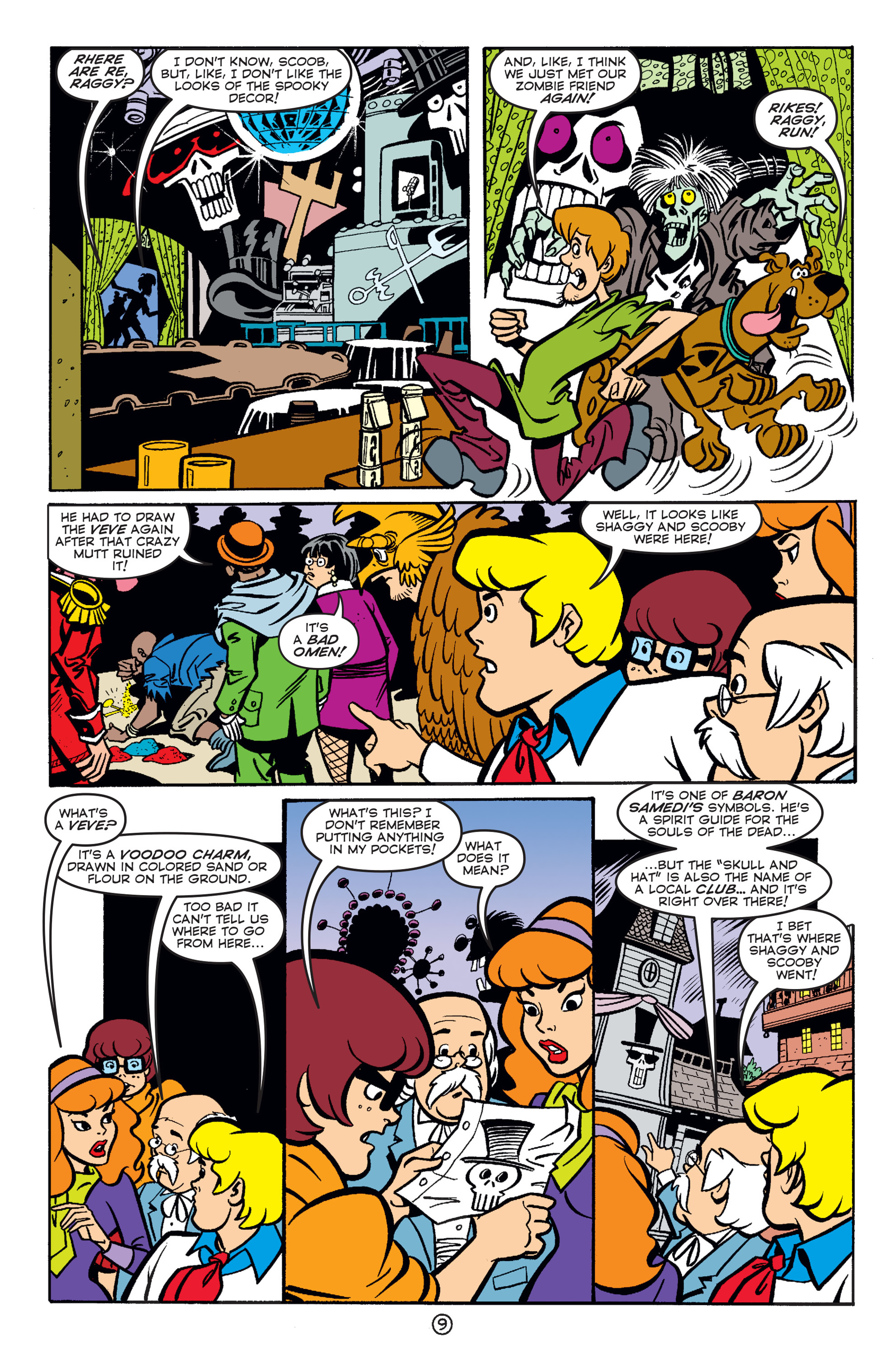 Read online Scooby-Doo (1997) comic -  Issue #54 - 10