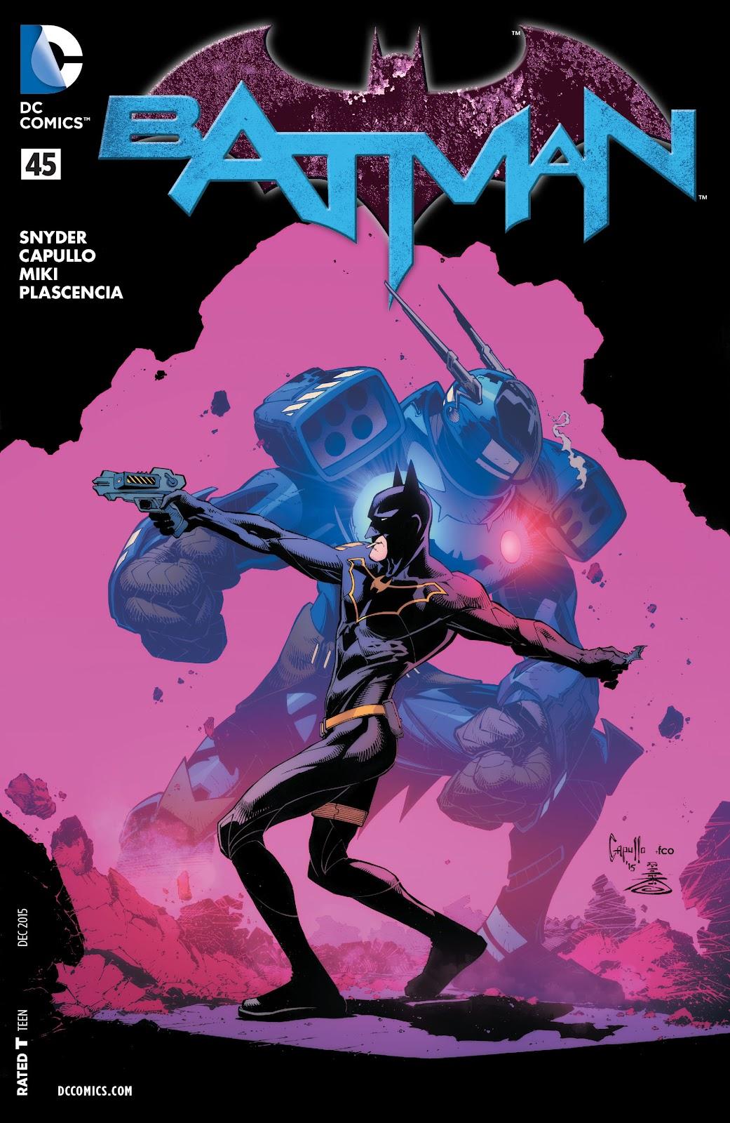 Batman (2011) Issue #45 #64 - English 1
