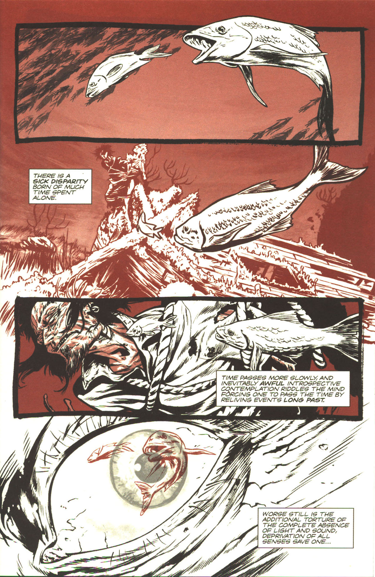 Read online Sea of Red comic -  Issue #1 - 3