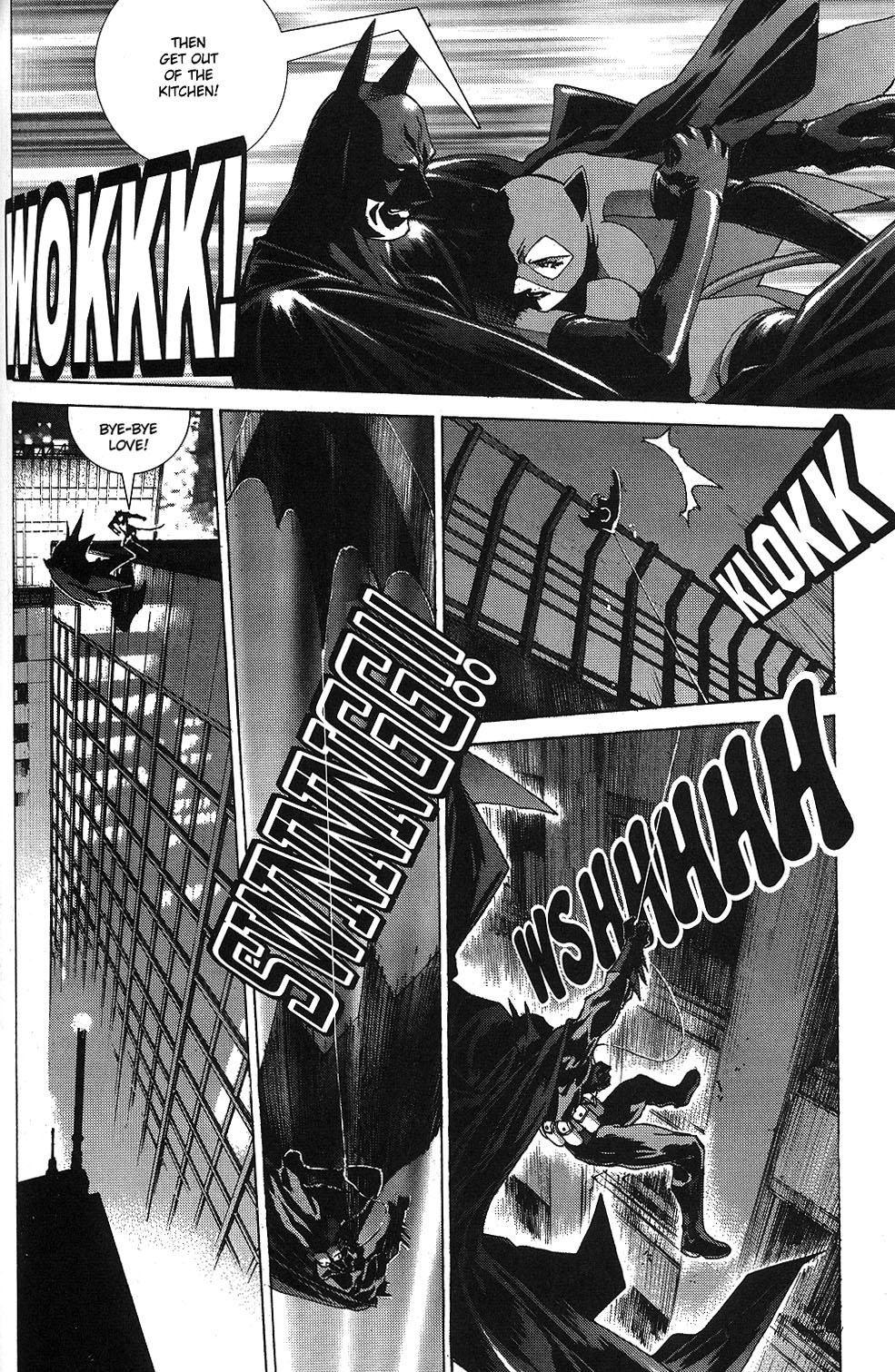 Read online Batman: Child of Dreams comic -  Issue # Full - 235