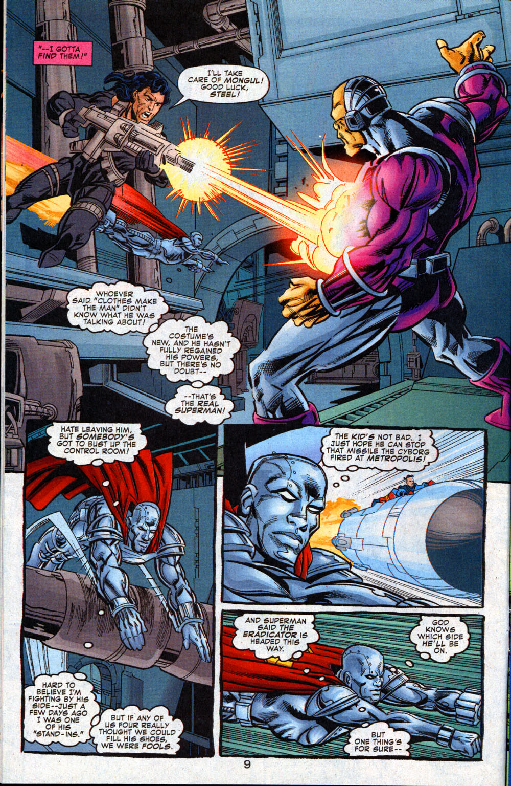 Read online Deadman: Dead Again comic -  Issue #4 - 10