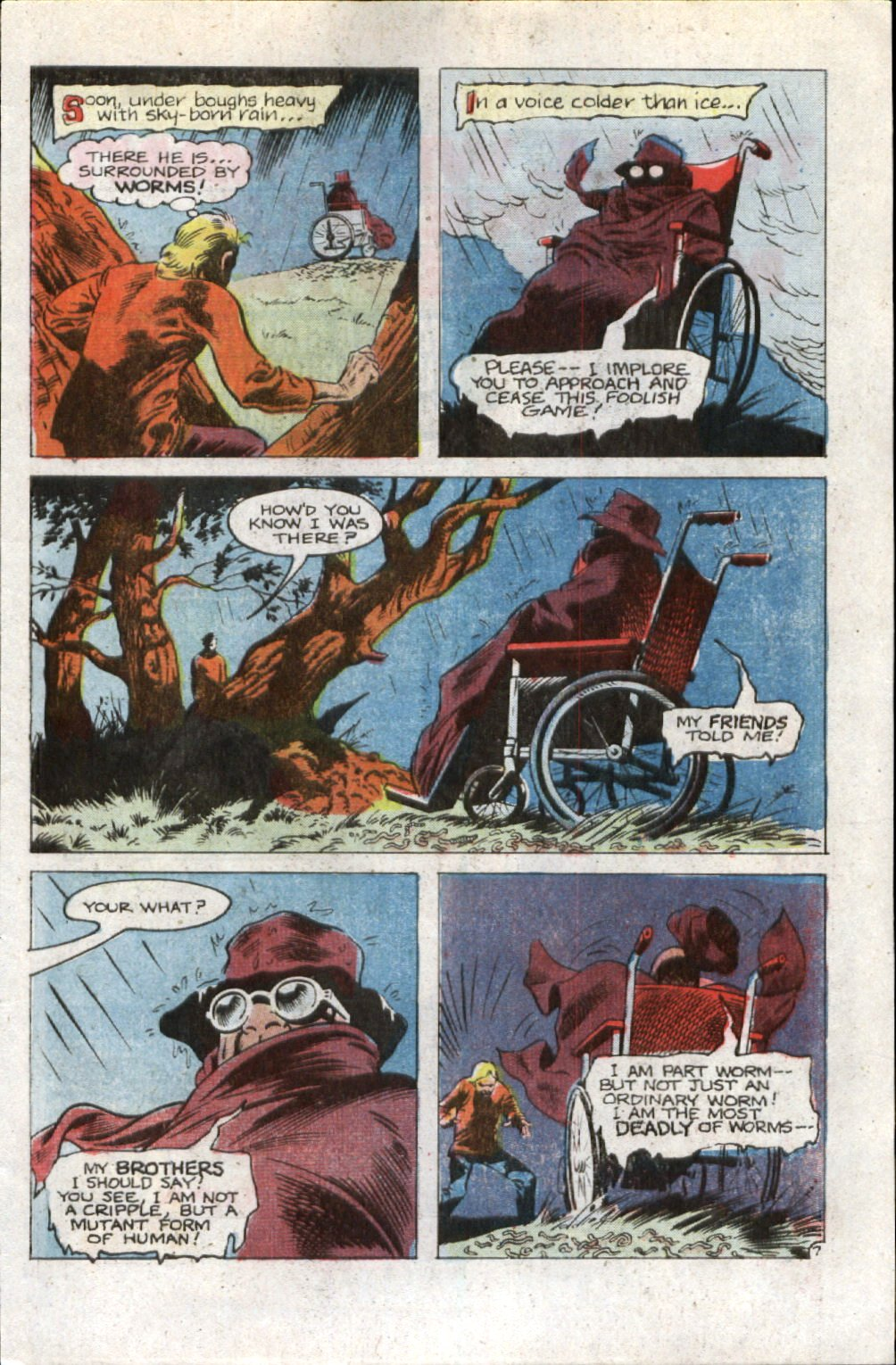 Read online Scary Tales comic -  Issue #31 - 29