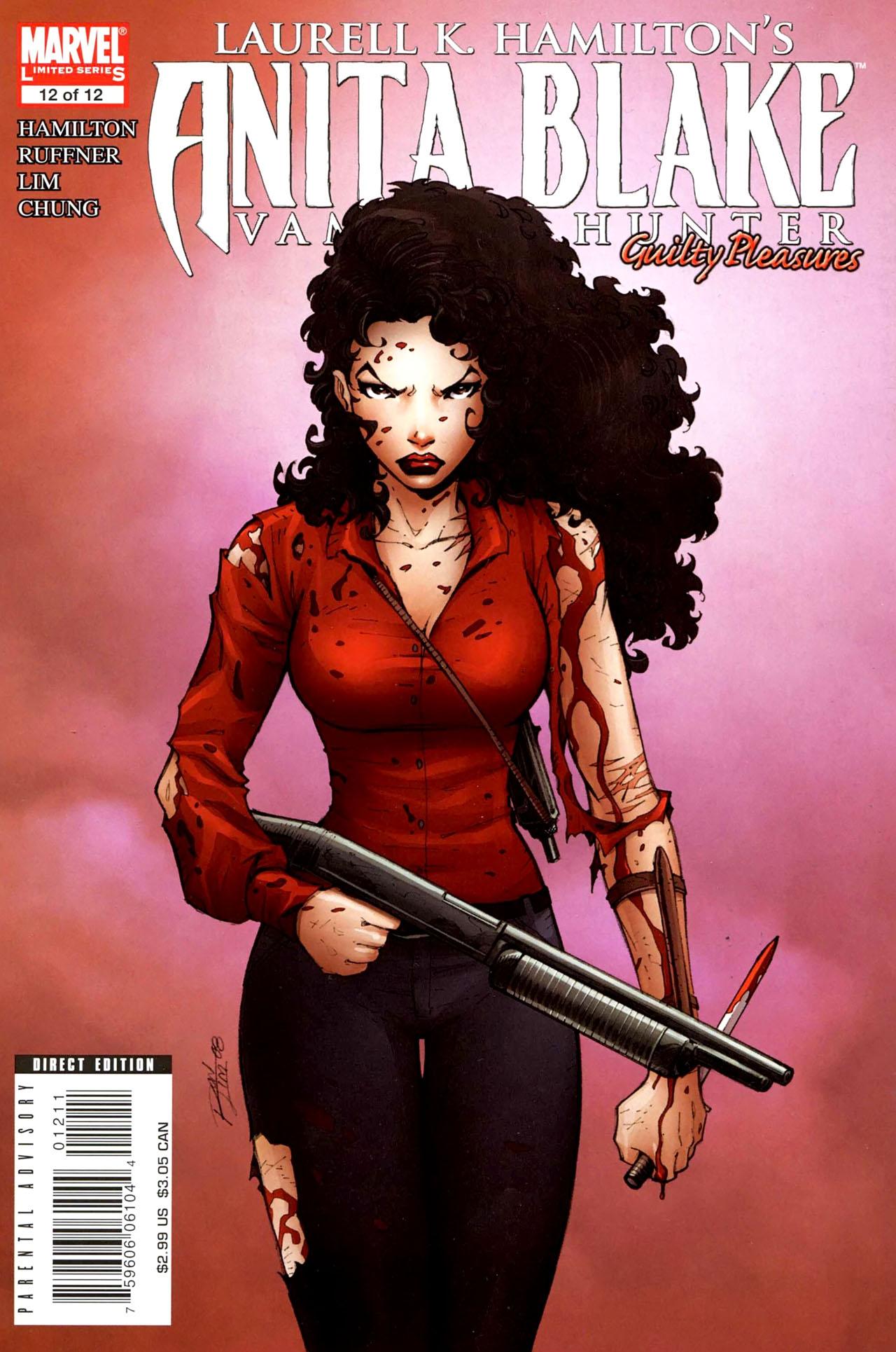 Anita Blake, Vampire Hunter: Guilty Pleasures 12 Page 1