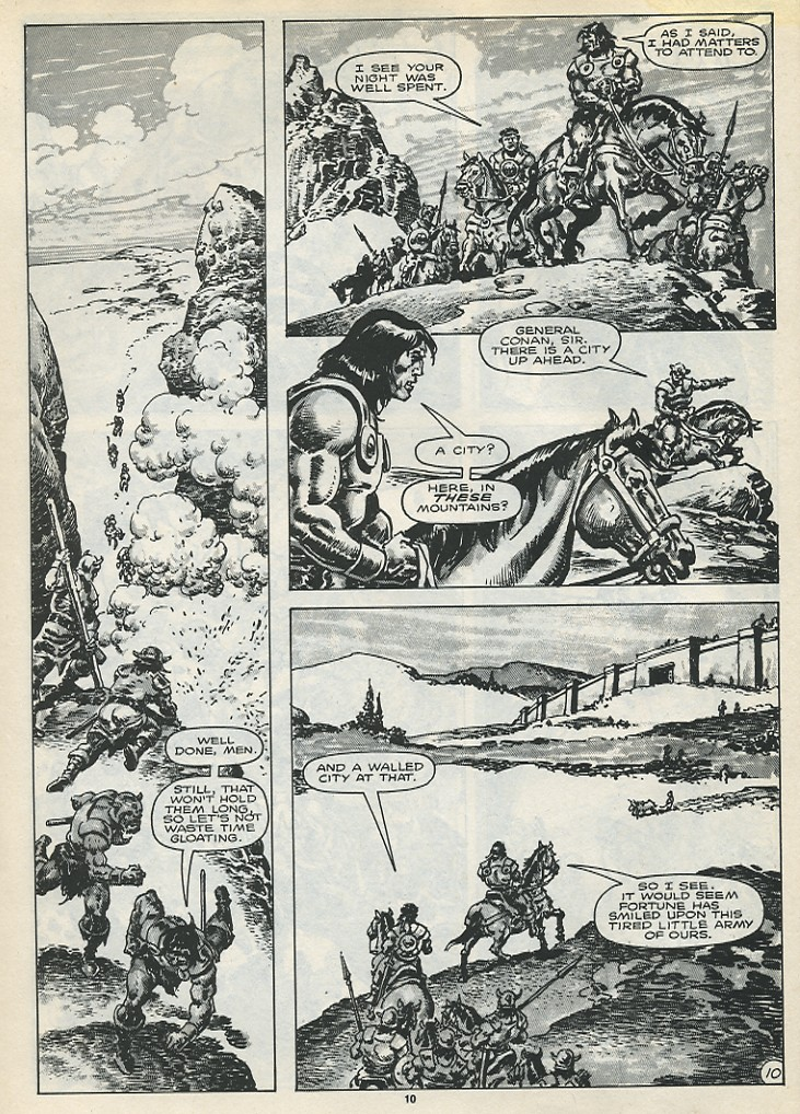 The Savage Sword Of Conan Issue #173 #174 - English 12