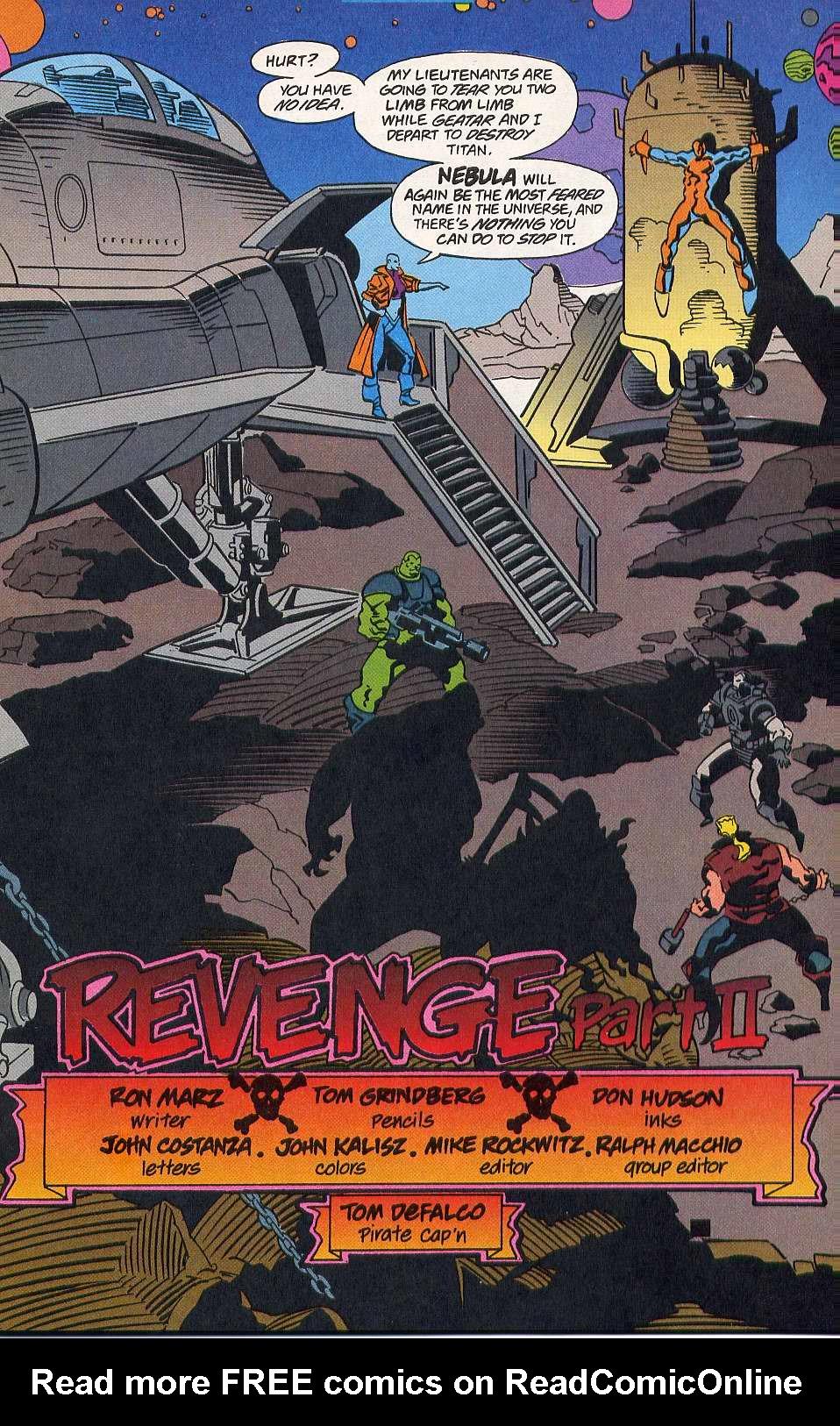 Read online Secret Defenders comic -  Issue #10 - 4