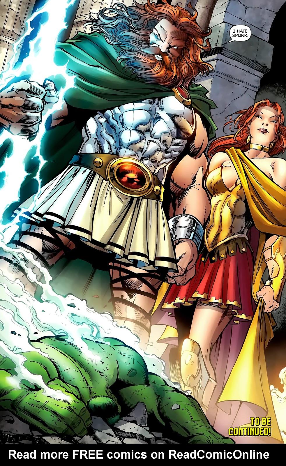 Incredible Hulks (2010) Issue #621 #11 - English 23