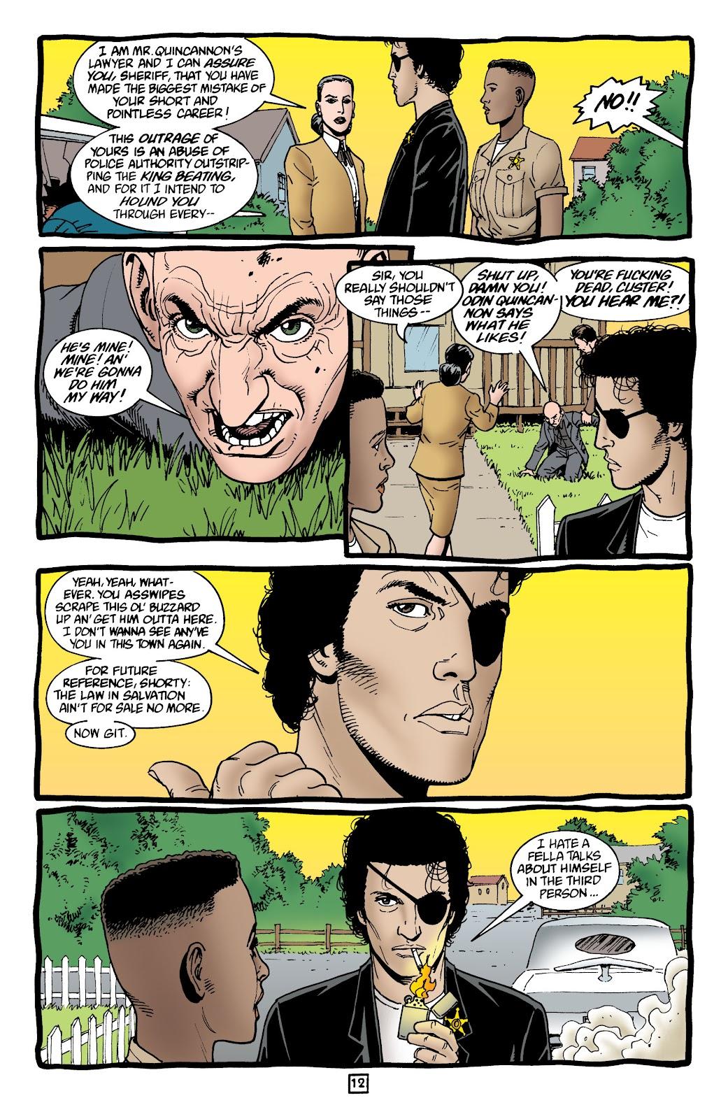 Preacher Issue #42 #51 - English 13