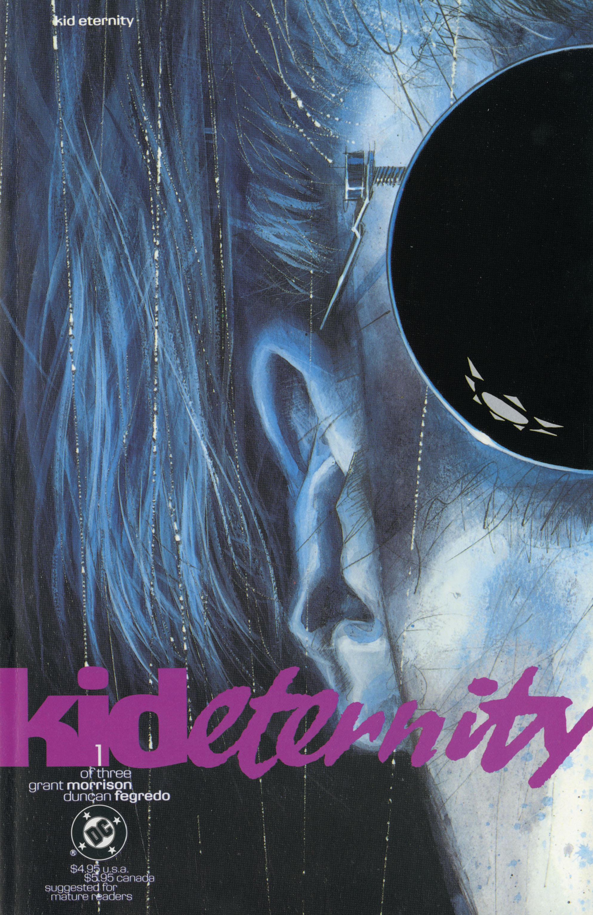 Kid Eternity (1991) 1 Page 1