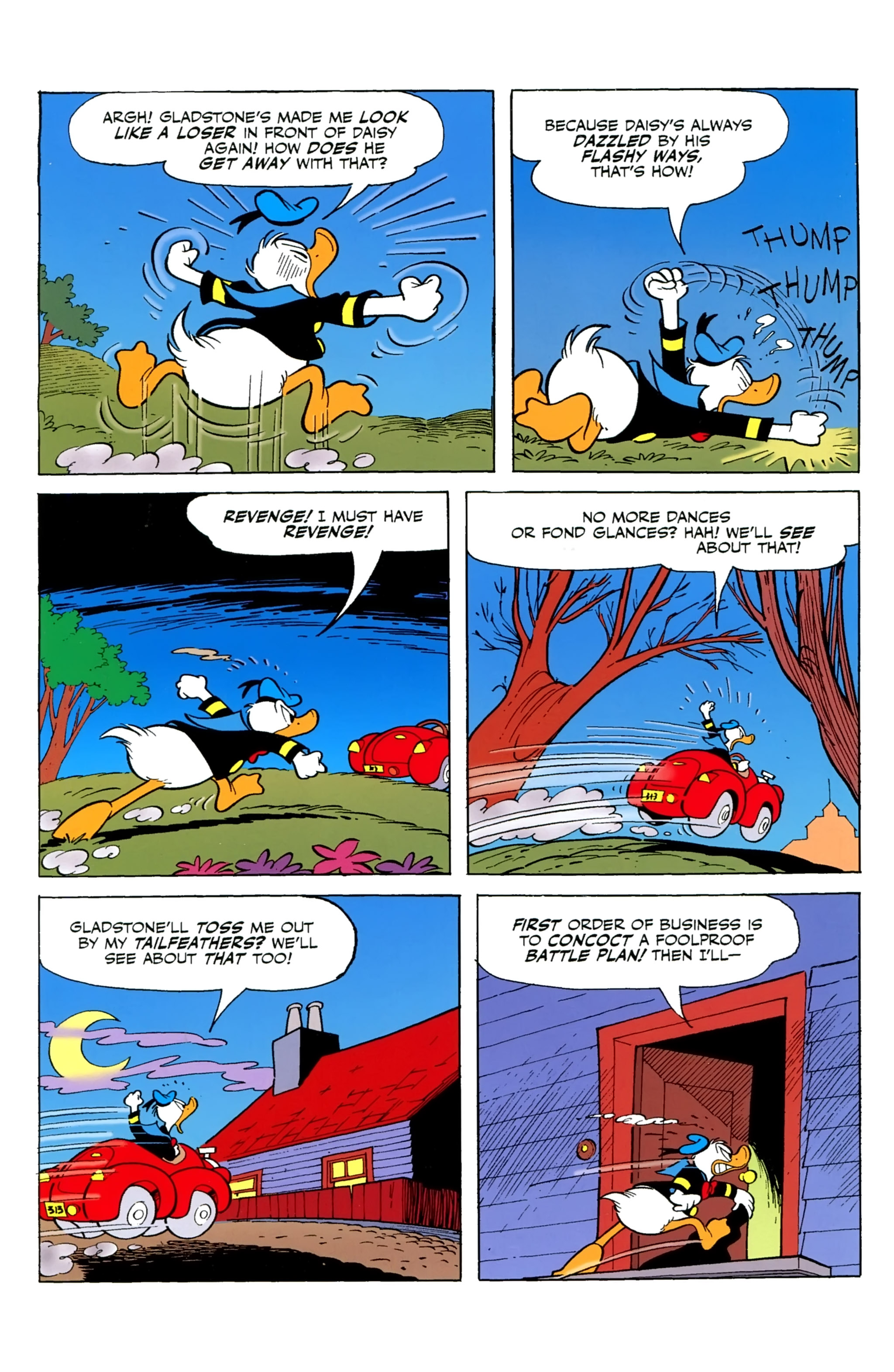Read online Donald Duck (2015) comic -  Issue #14 - 29