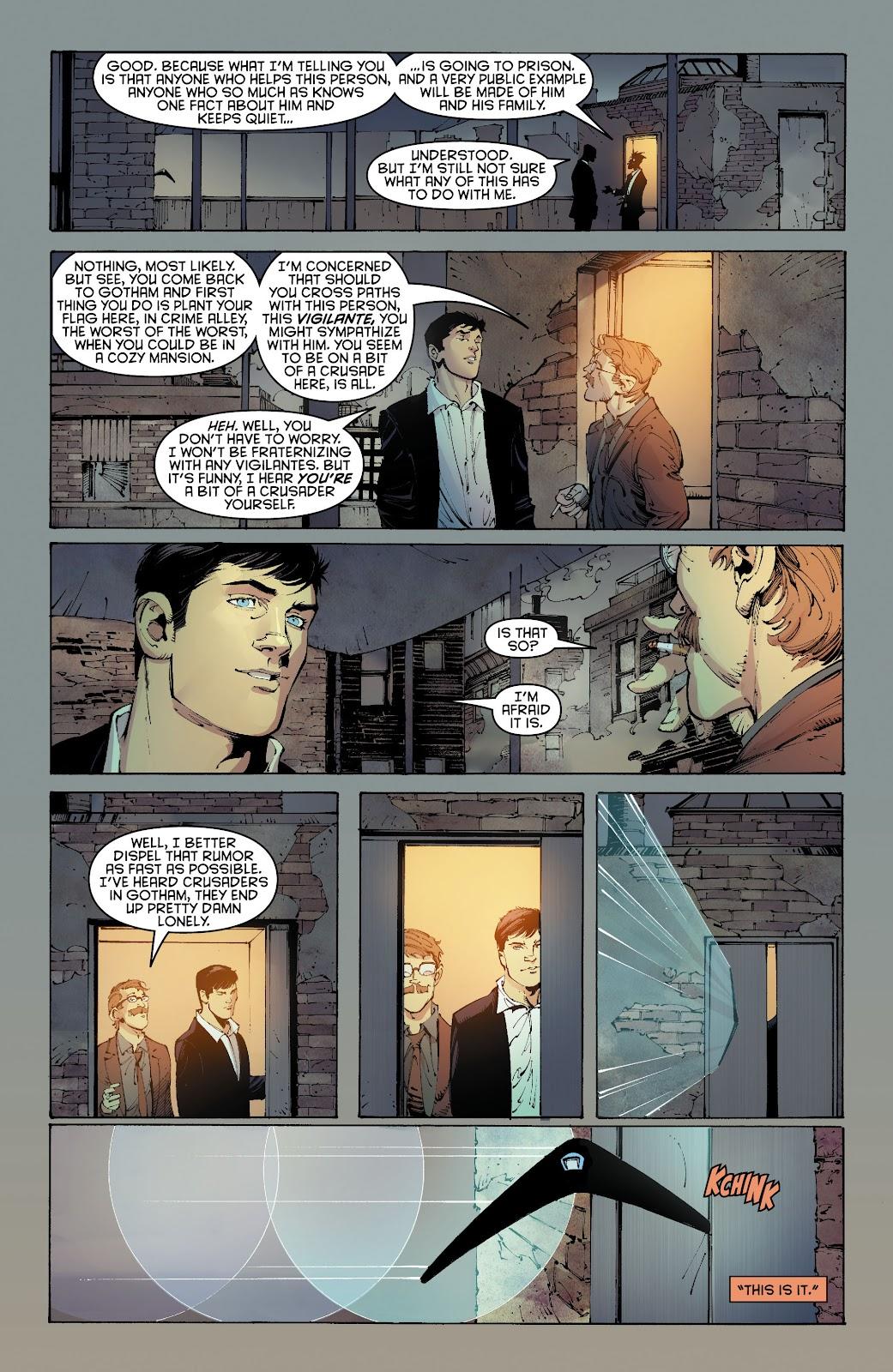 Batman (2011) Issue #0 #15 - English 20
