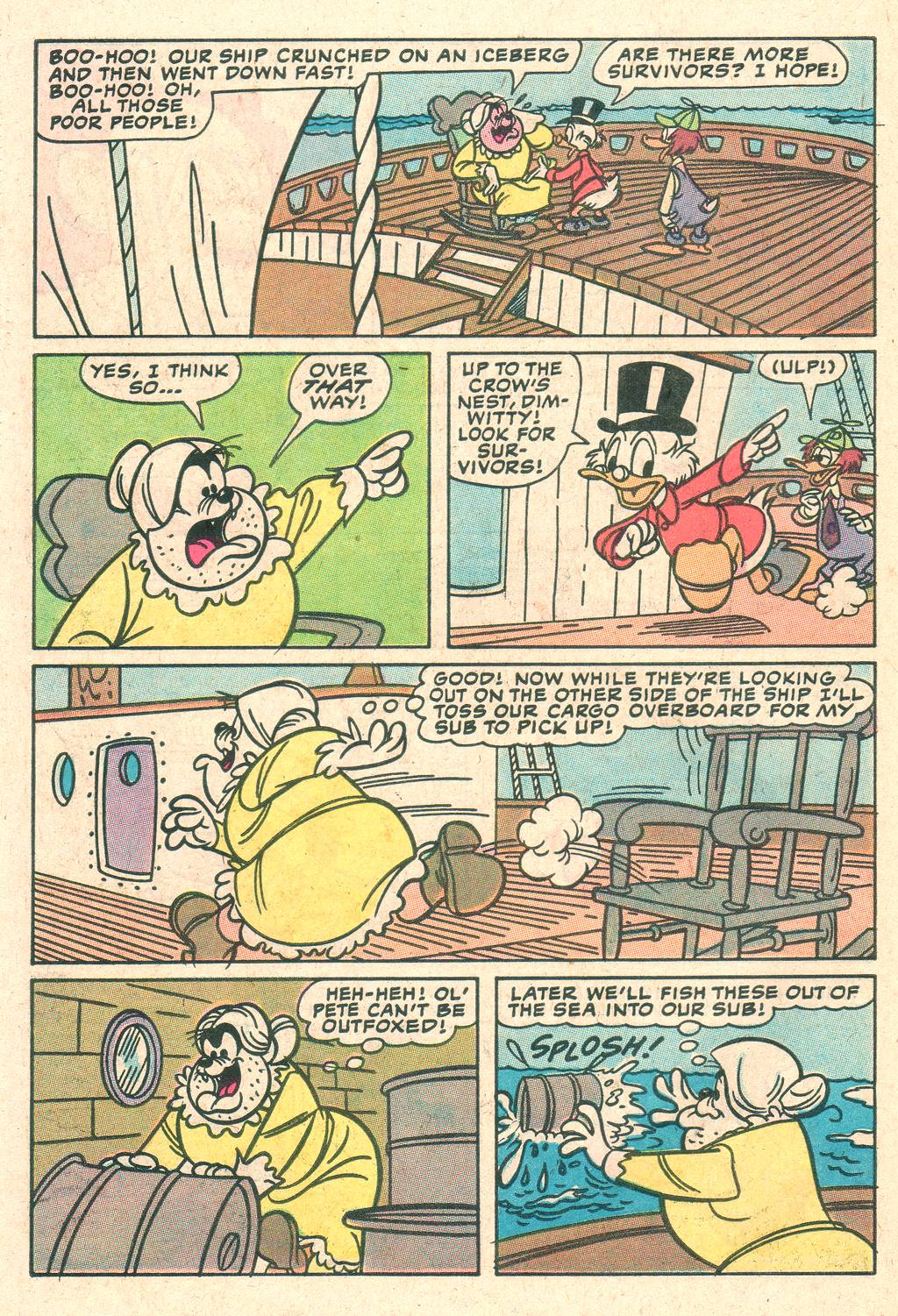 Uncle Scrooge (1953) Issue #205 #205 - English 30