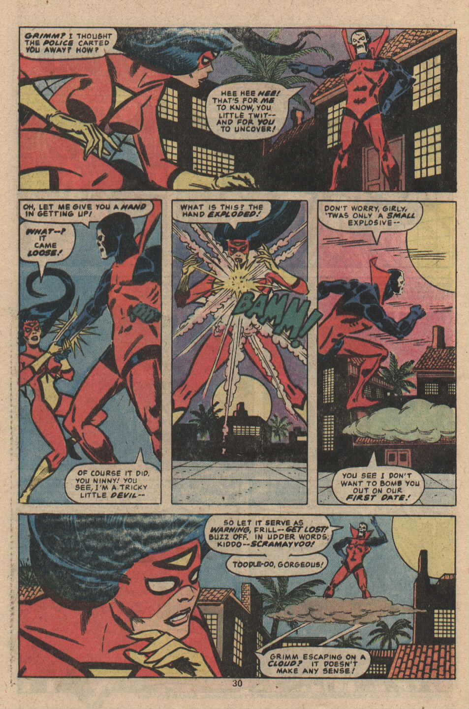 Spider-Woman (1978) Issue #3 #3 - English 17