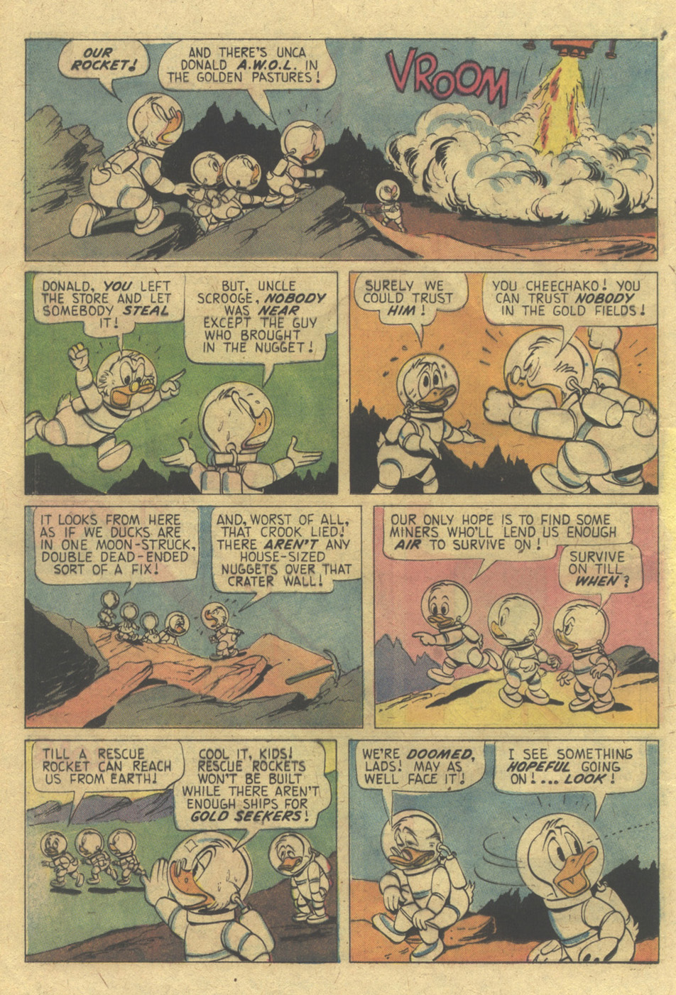 >Uncle Scrooge (1953) Iss #288 - English 16