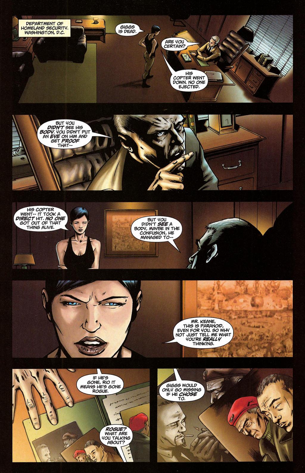 Read online Martian Manhunter (2006) comic -  Issue #5 - 10