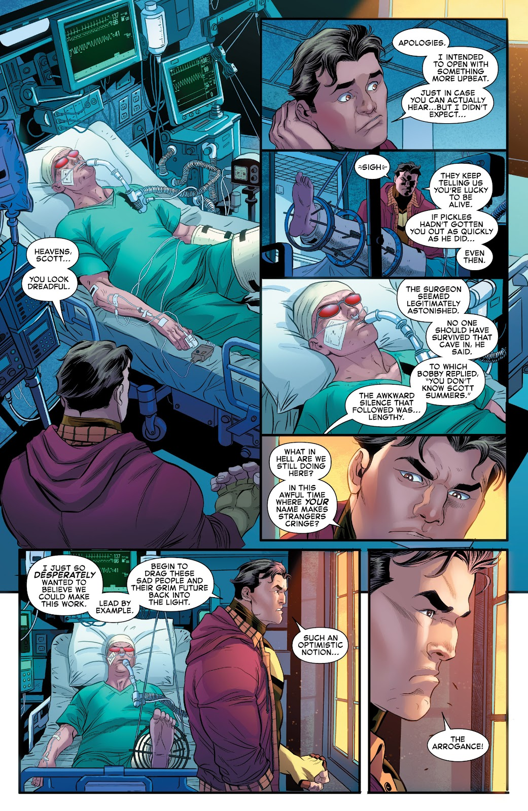 All-New X-Men (2016) Issue #8 #10 - English 4