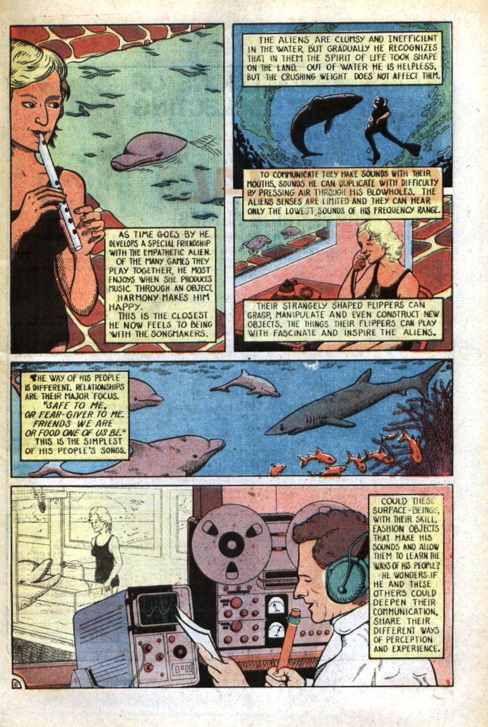 Read online Scary Tales comic -  Issue #37 - 29