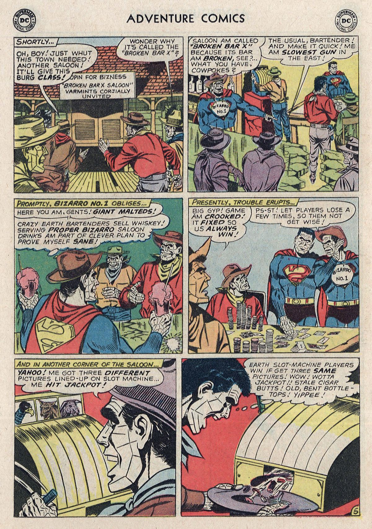 Read online Adventure Comics (1938) comic -  Issue #298 - 24