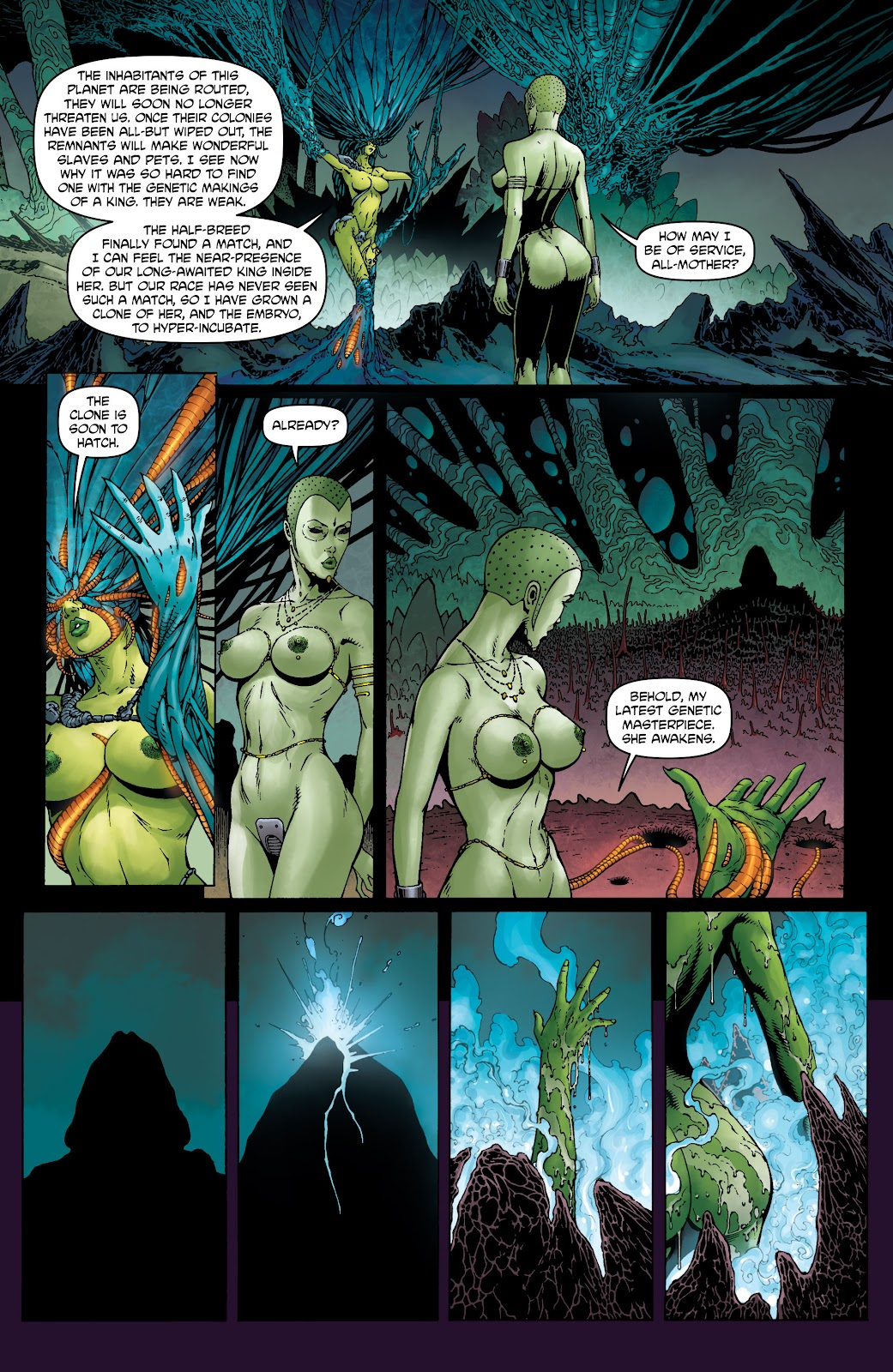 Webwitch (2015) Issue #4 #4 - English 12