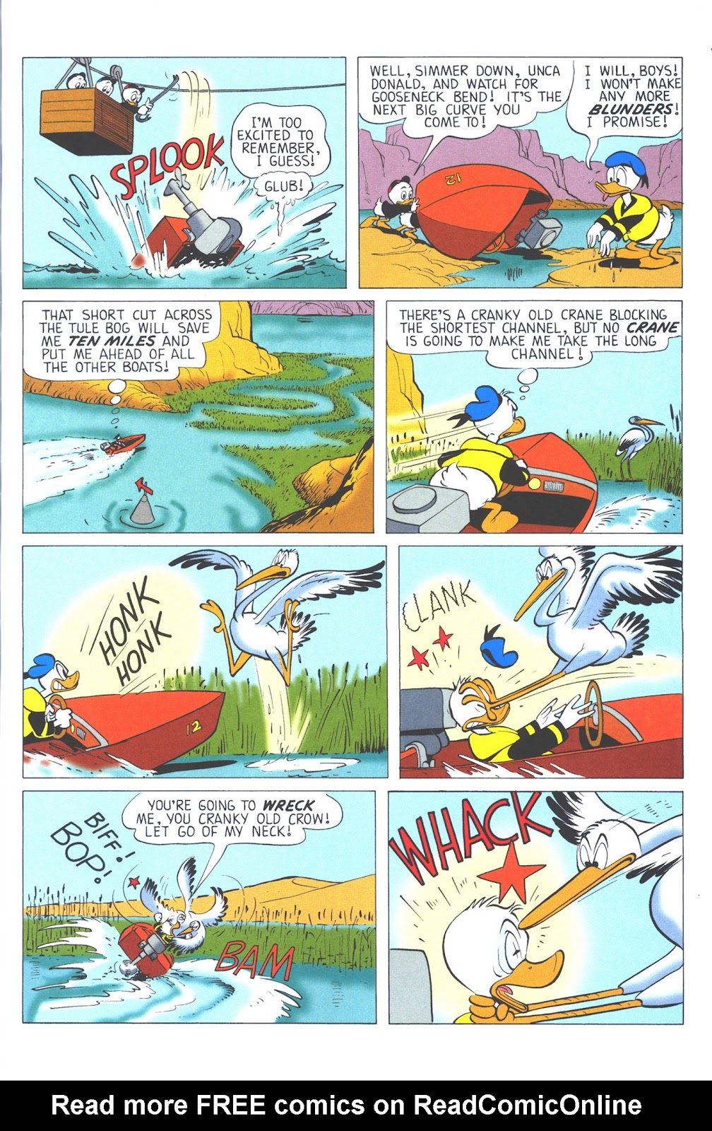Uncle Scrooge (1953) Issue #378 #378 - English 47