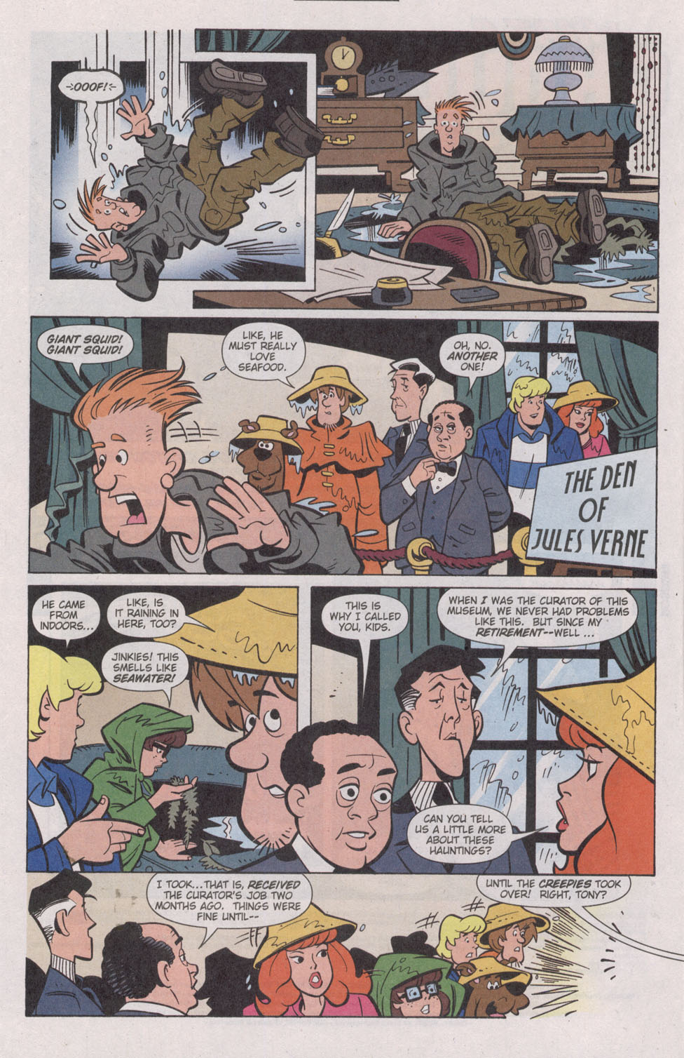 Read online Scooby-Doo (1997) comic -  Issue #82 - 4