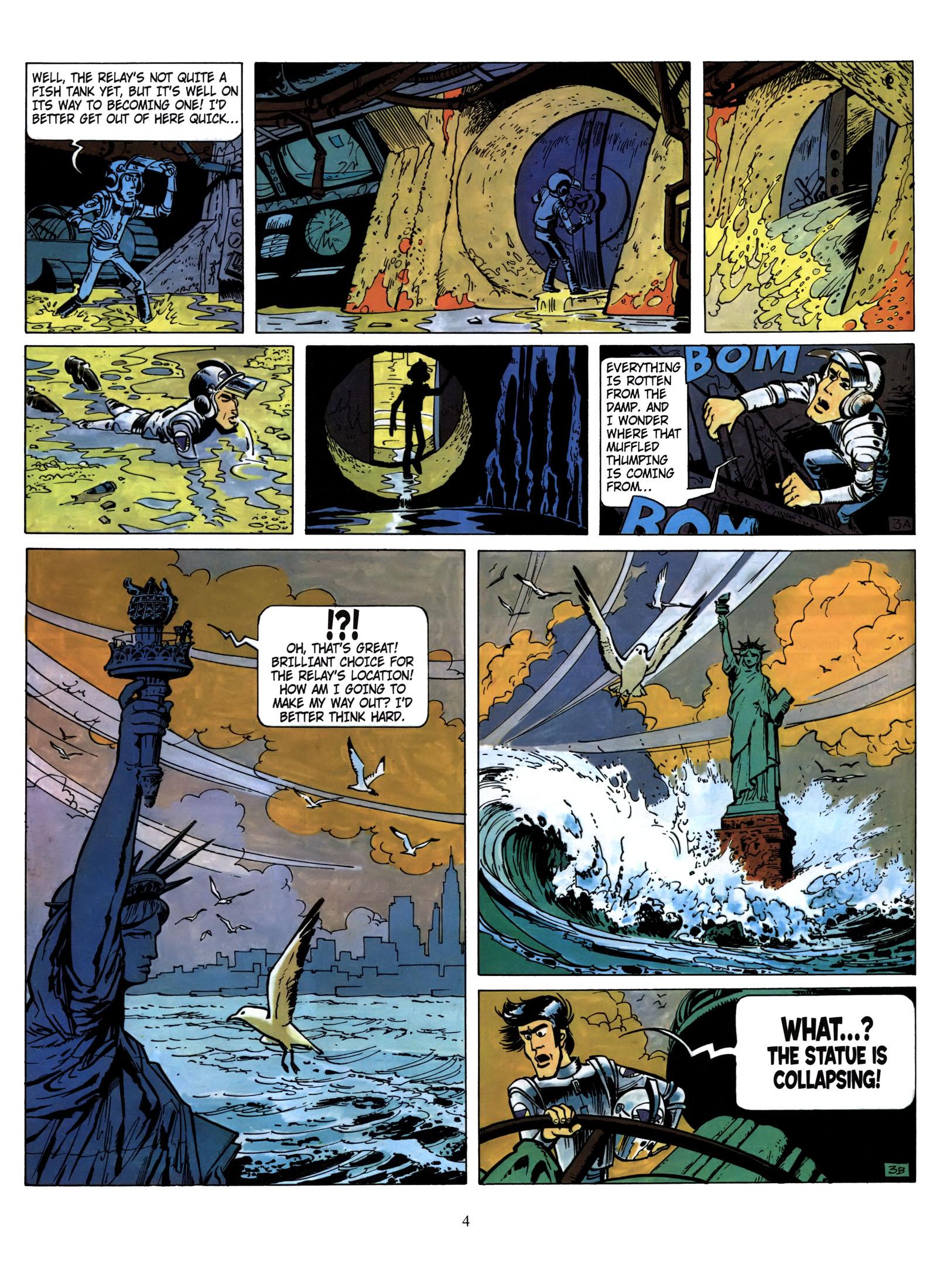 Valerian and Laureline #1 #23 - English 5