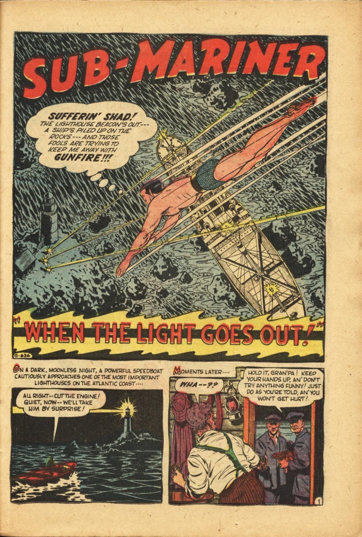 Sub-Mariner Comics #42 #42 - English 18