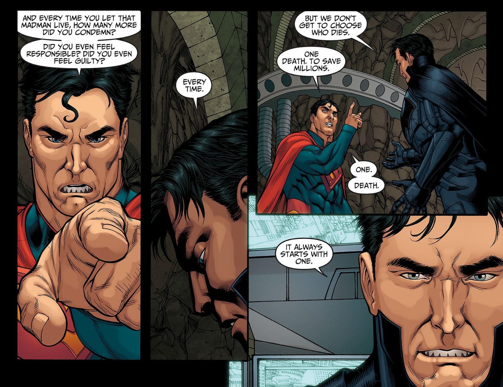 Injustice: Gods Among Us [I] Issue #10 #11 - English 10