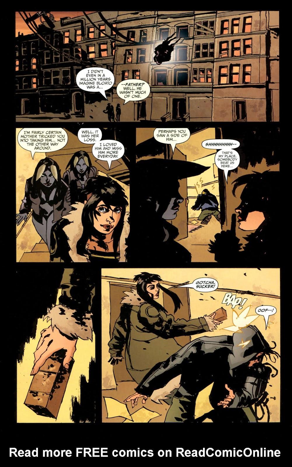 Strange Girl Issue #10 #11 - English 23
