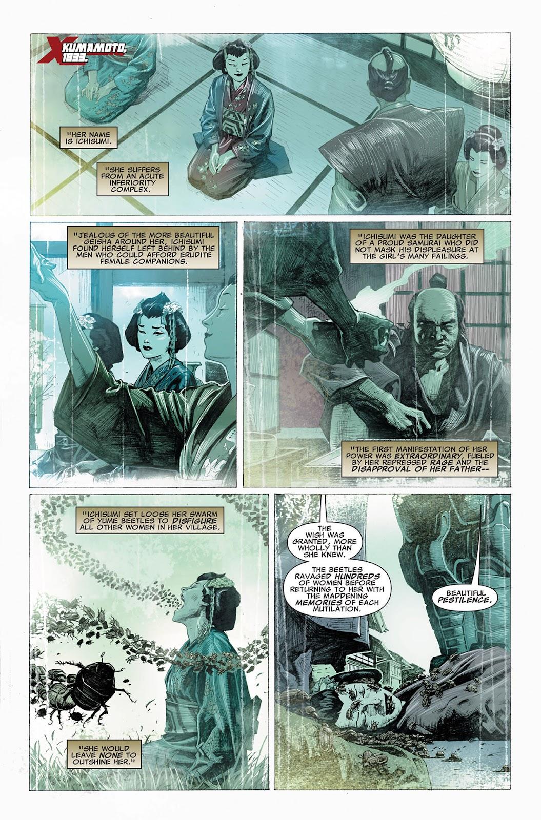 Uncanny X-Force (2010) Issue #3 #3 - English 5