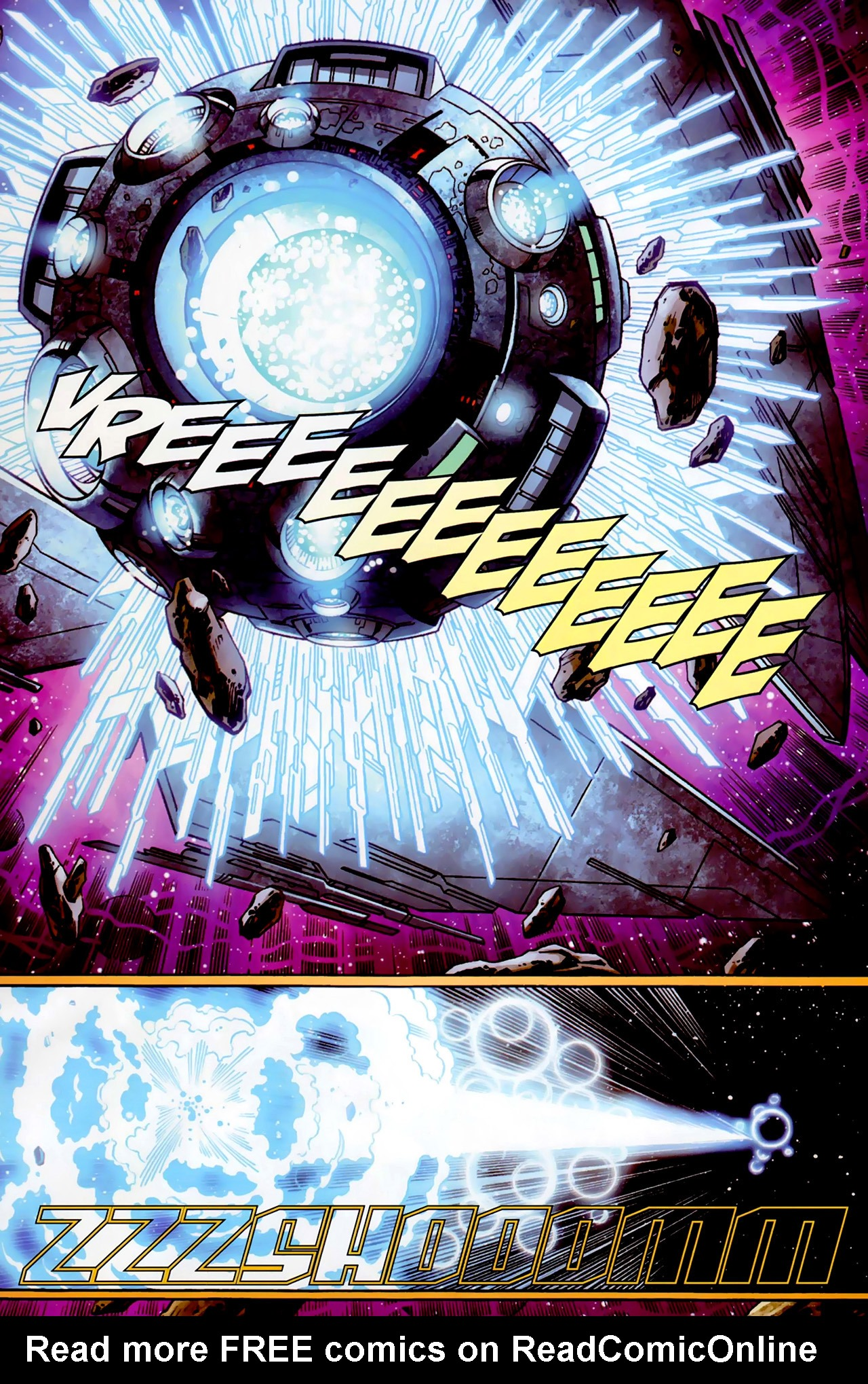 Read online Secret Invasion: War of Kings comic -  Issue # Full - 18