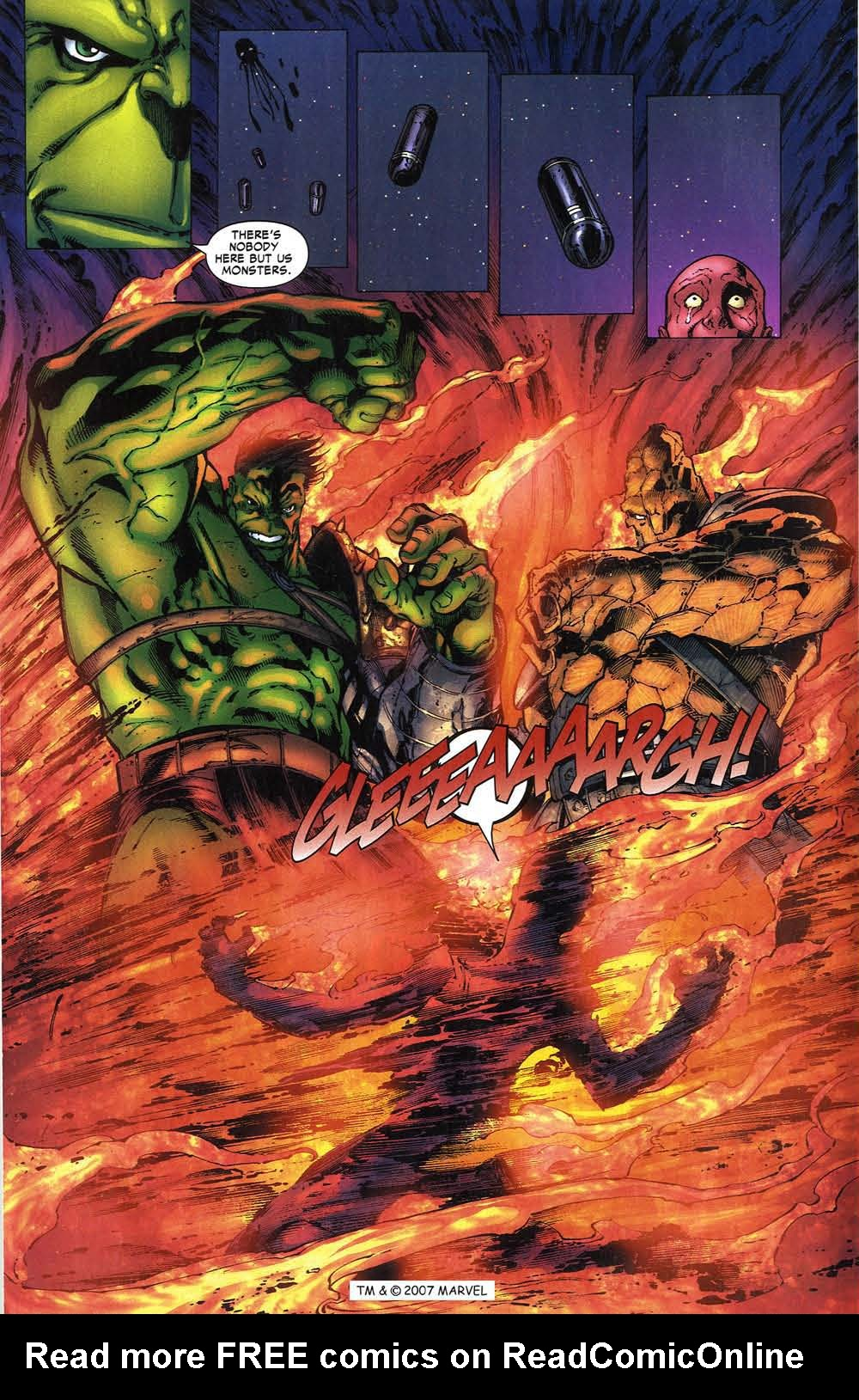 Read online The Incredible Hulk (2000) comic -  Issue #96 - 8