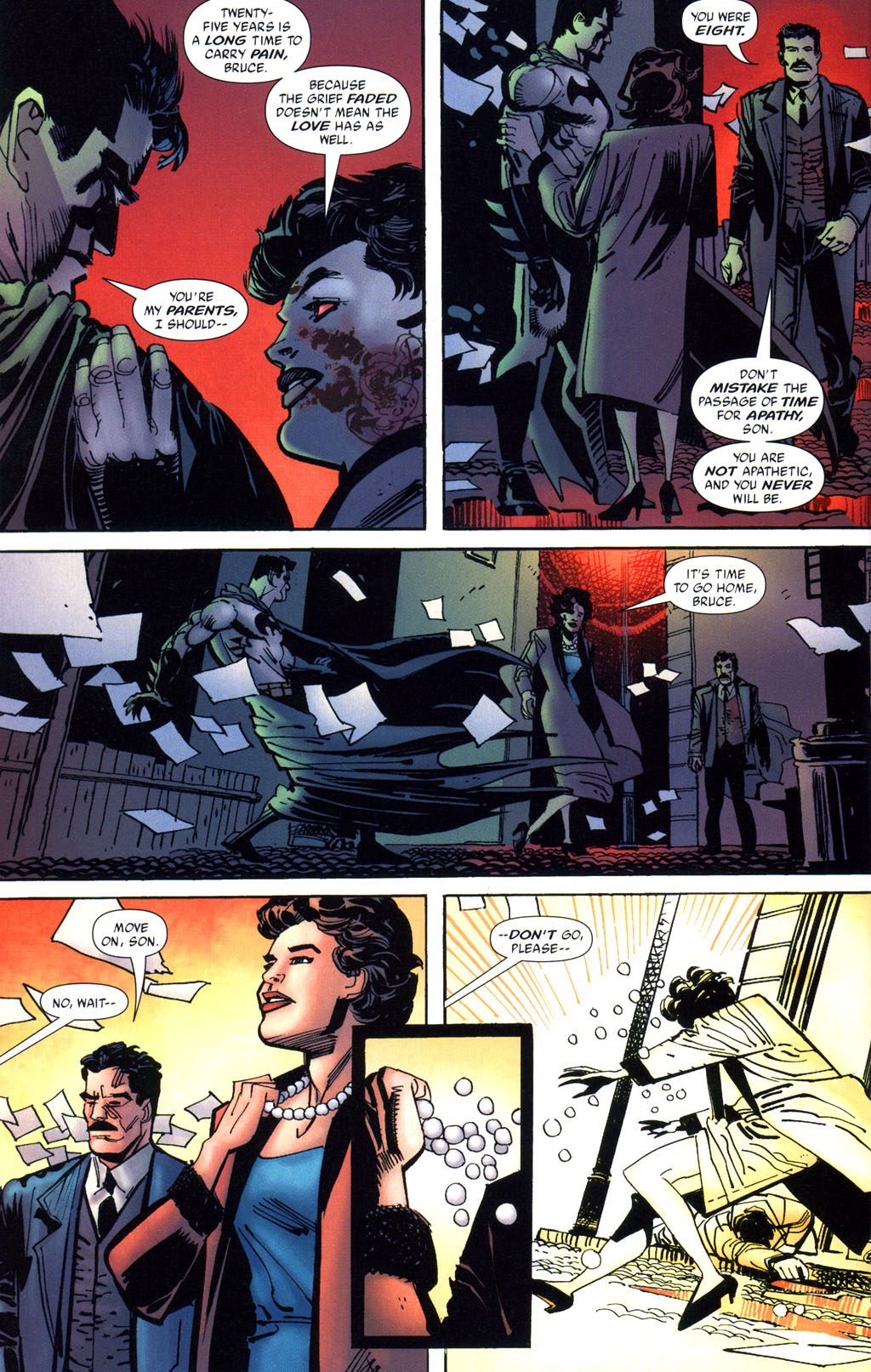 Batman: Death and the Maidens 6 Page 22