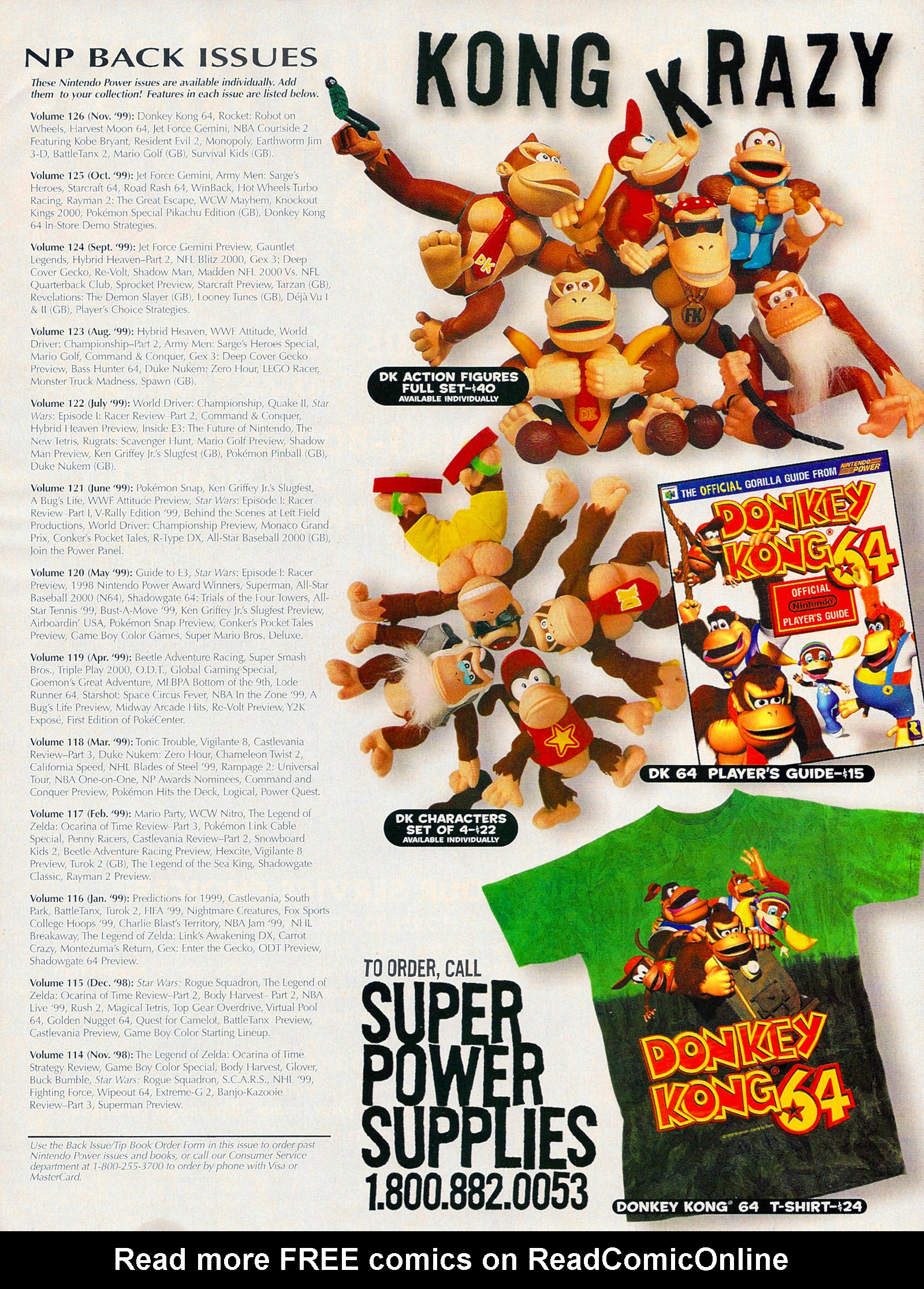 Nintendo Power #127 #127 - English 203