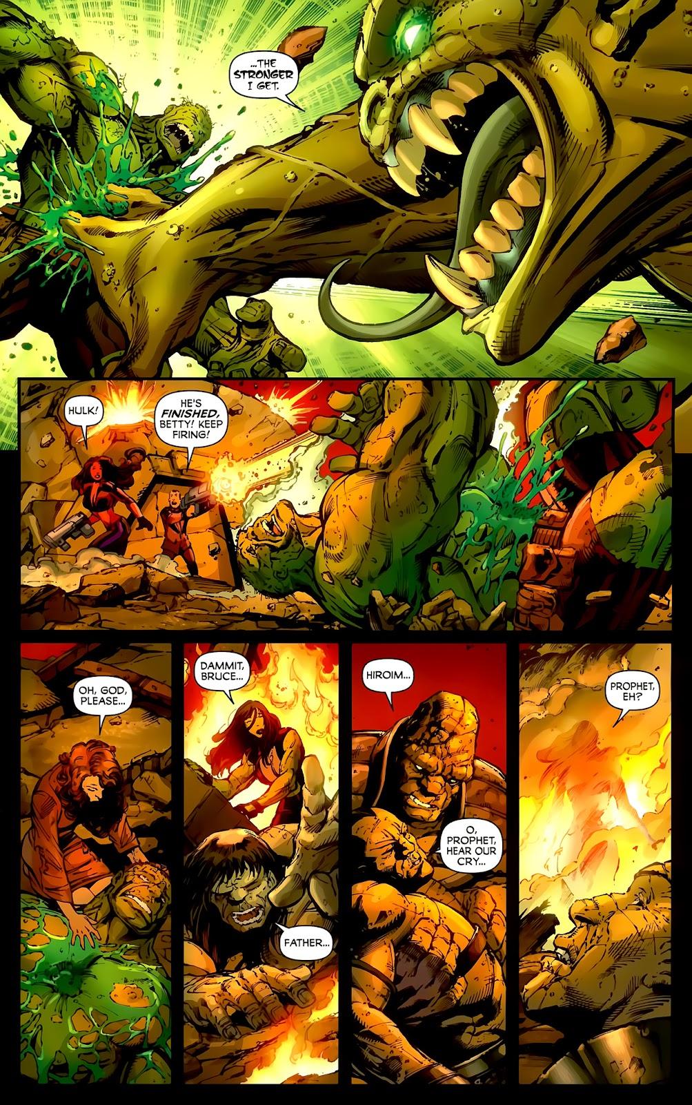 Incredible Hulks (2010) Issue #620 #10 - English 12
