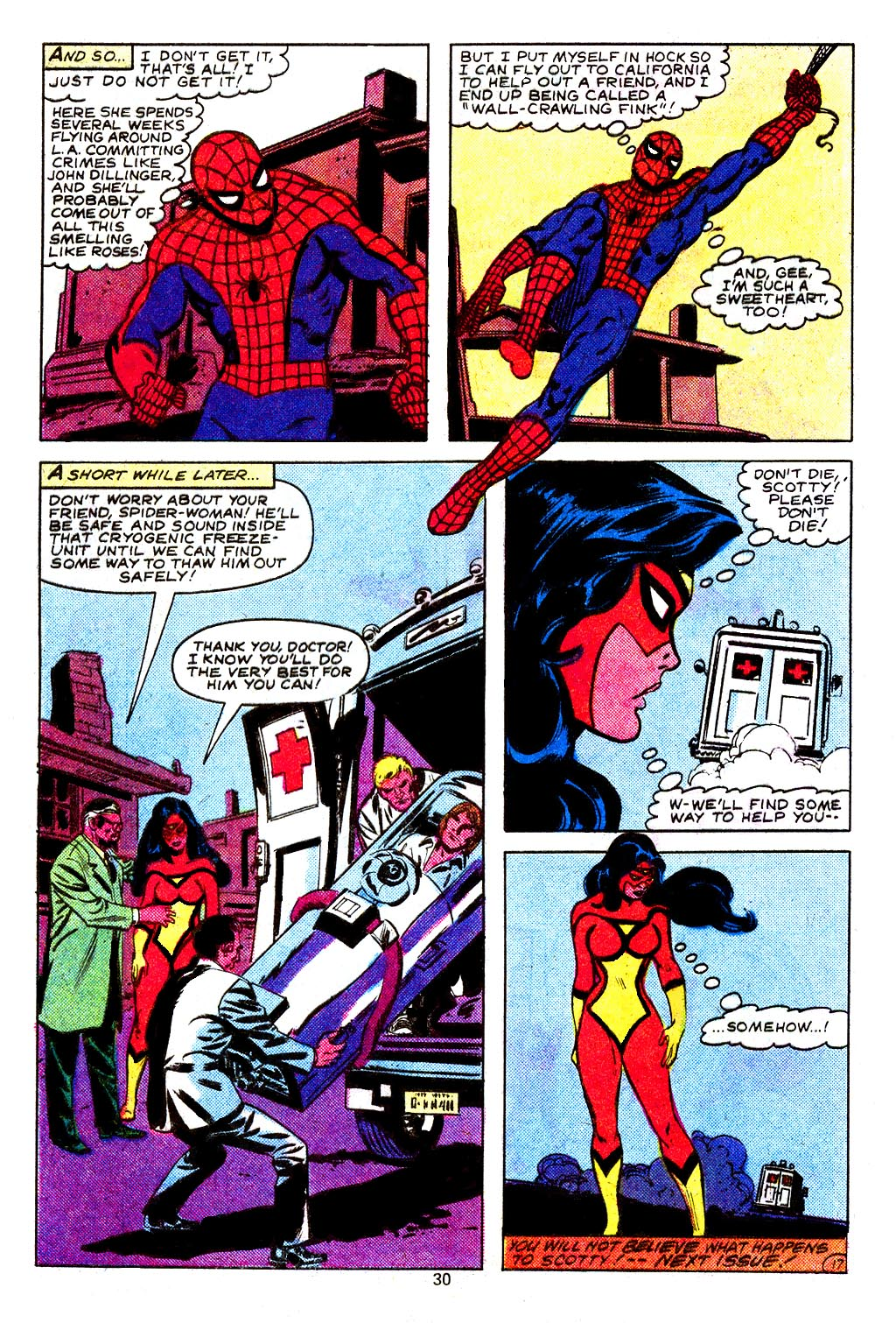 Spider-Woman (1978) Issue #29 #29 - English 19