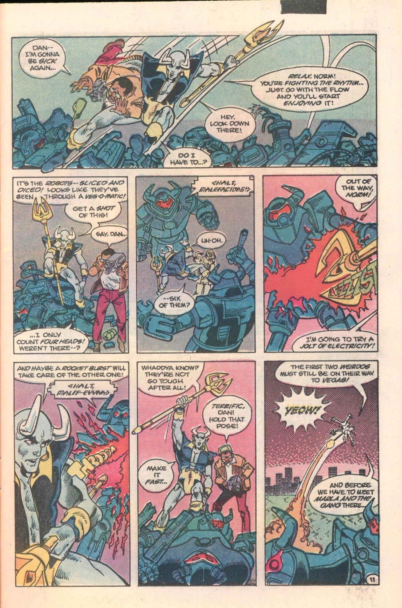 Blue Devil 6 Page 12