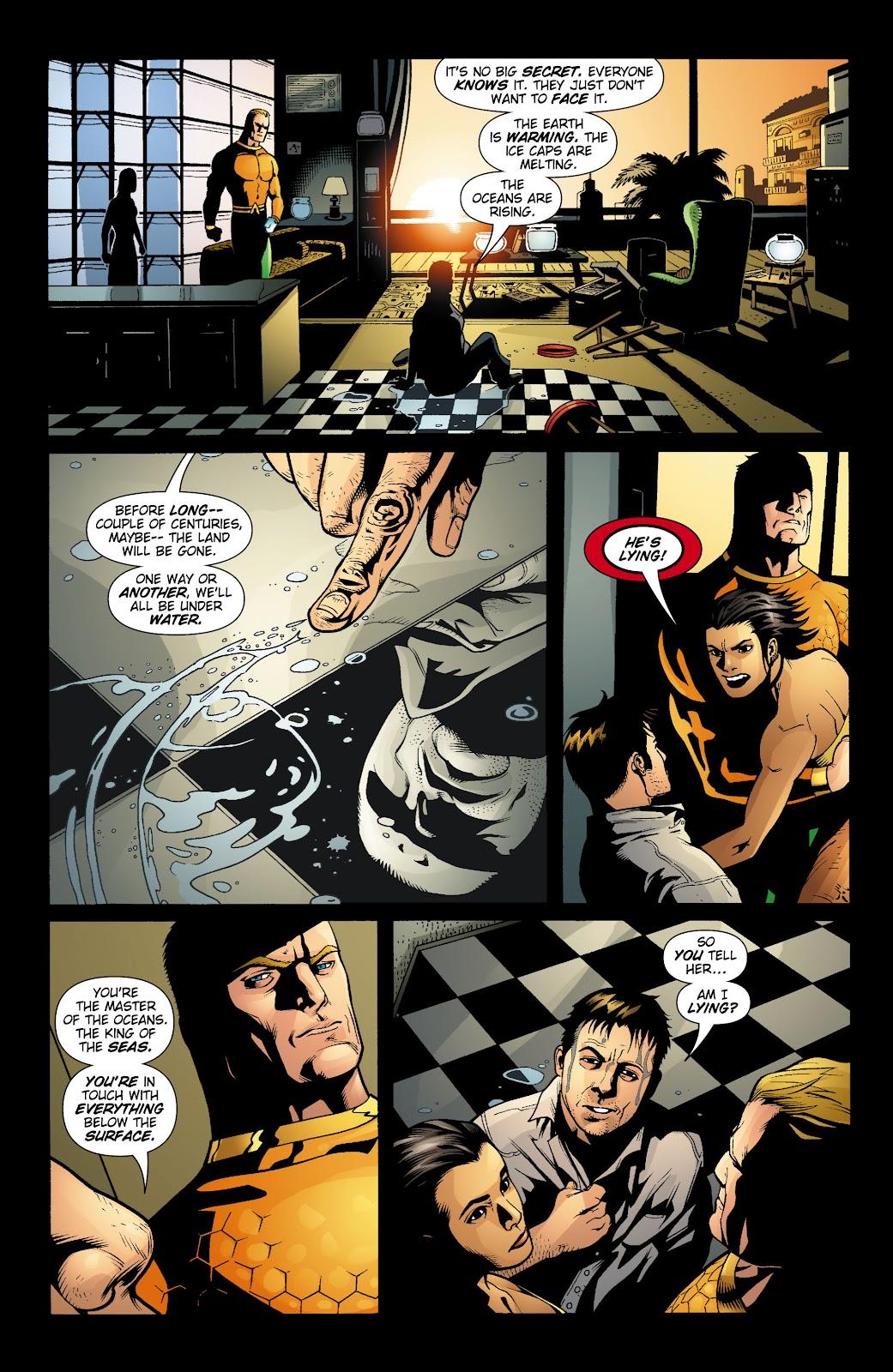 Aquaman (2003) Issue #19 #19 - English 8