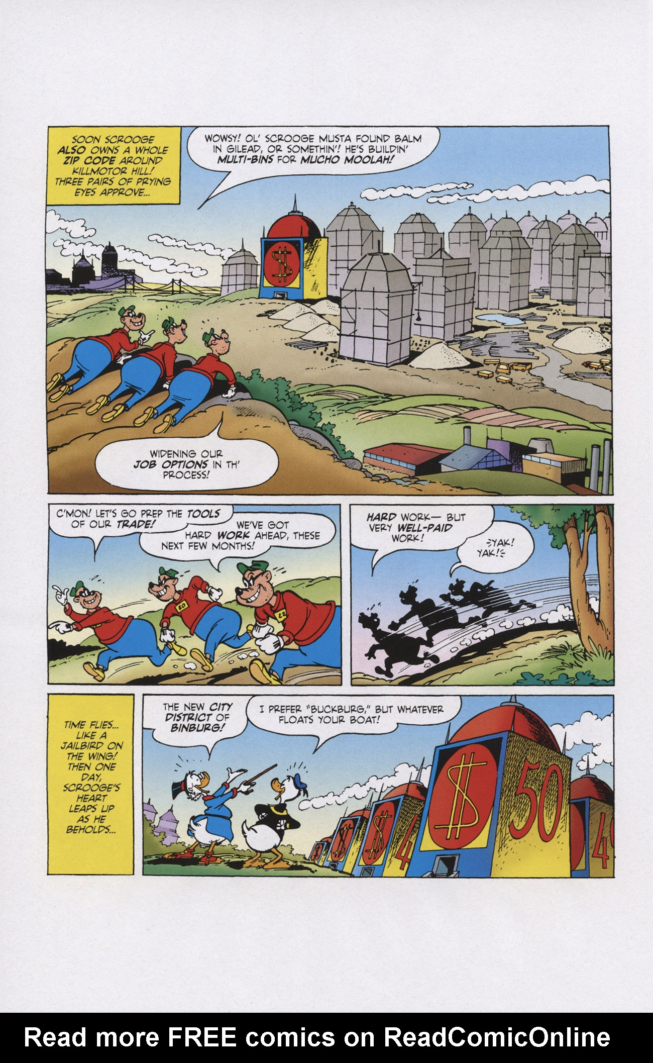 Uncle Scrooge (1953) #404 #404 - English 10