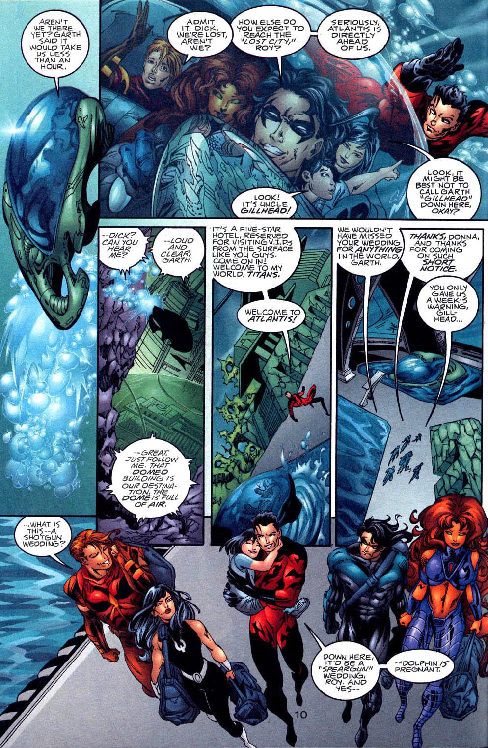 Aquaman (1994) Issue #60 #66 - English 11