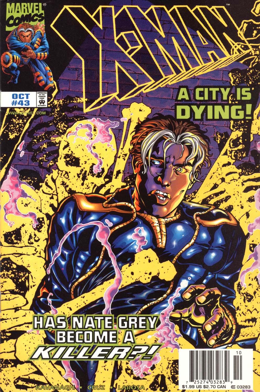 X-Man 43 Page 1