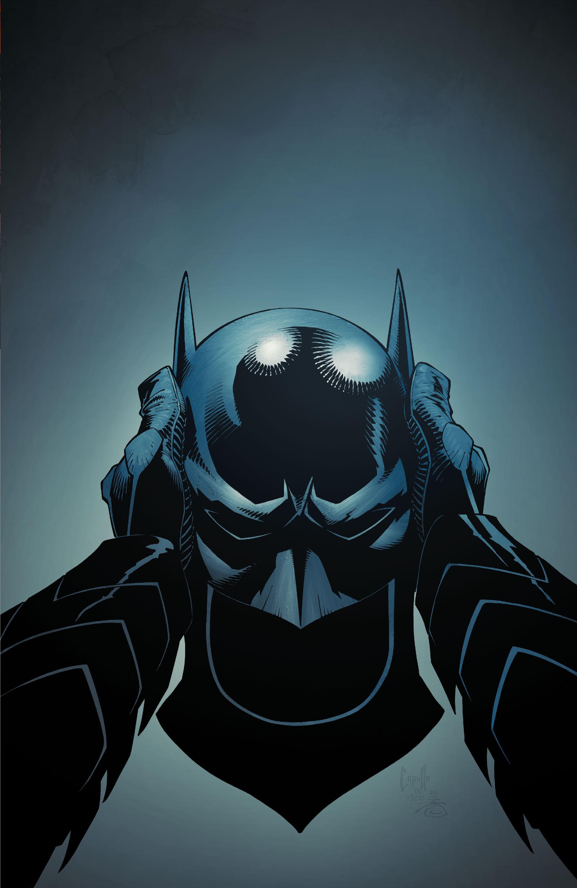 DC Comics: Zero Year chap tpb pic 5