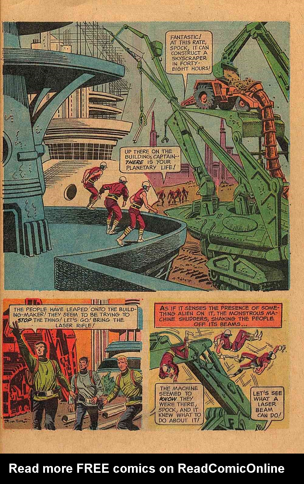 Star Trek (1967) Issue #3 #3 - English 8