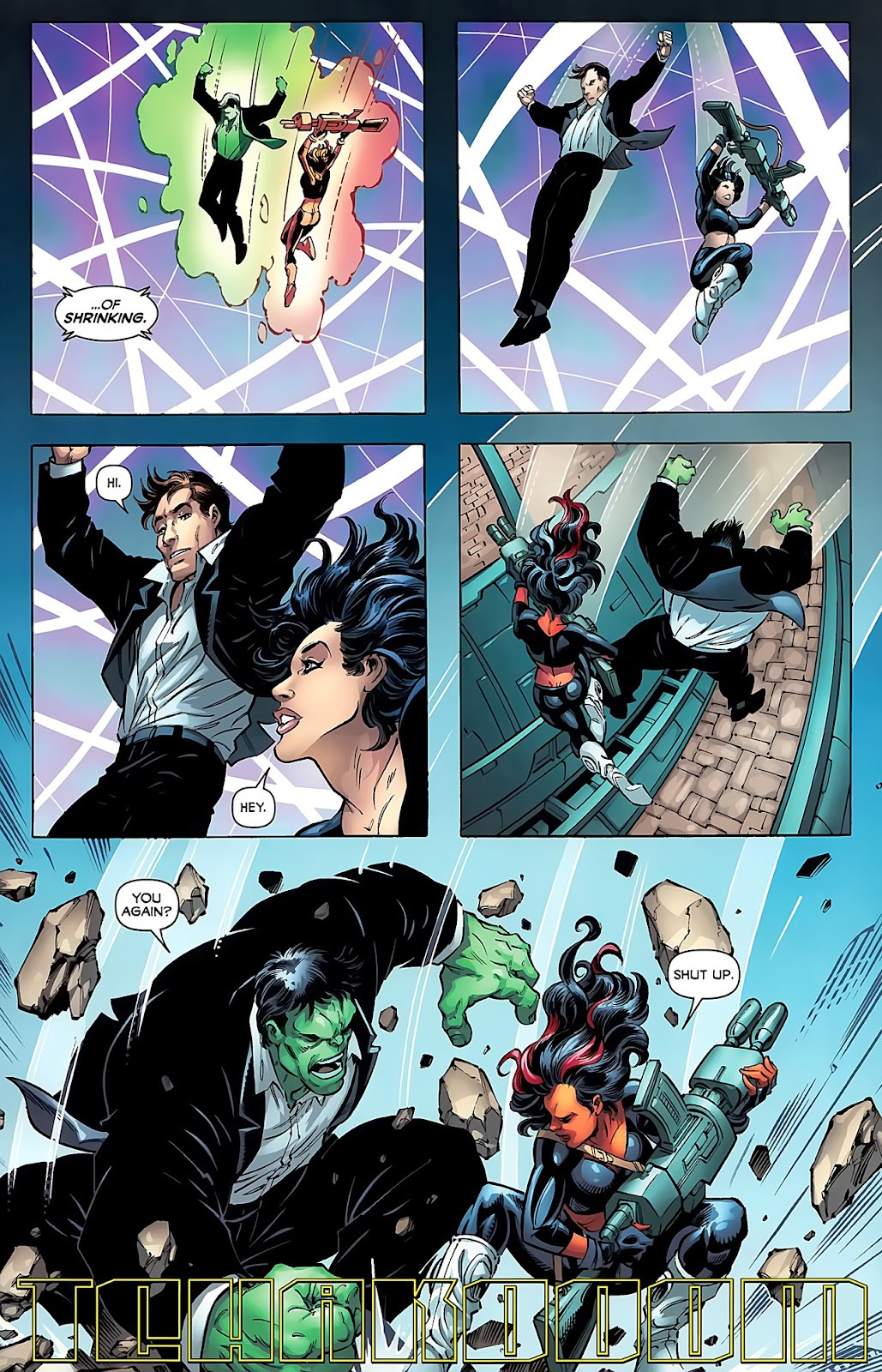 Incredible Hulks (2010) Issue #628 #18 - English 13