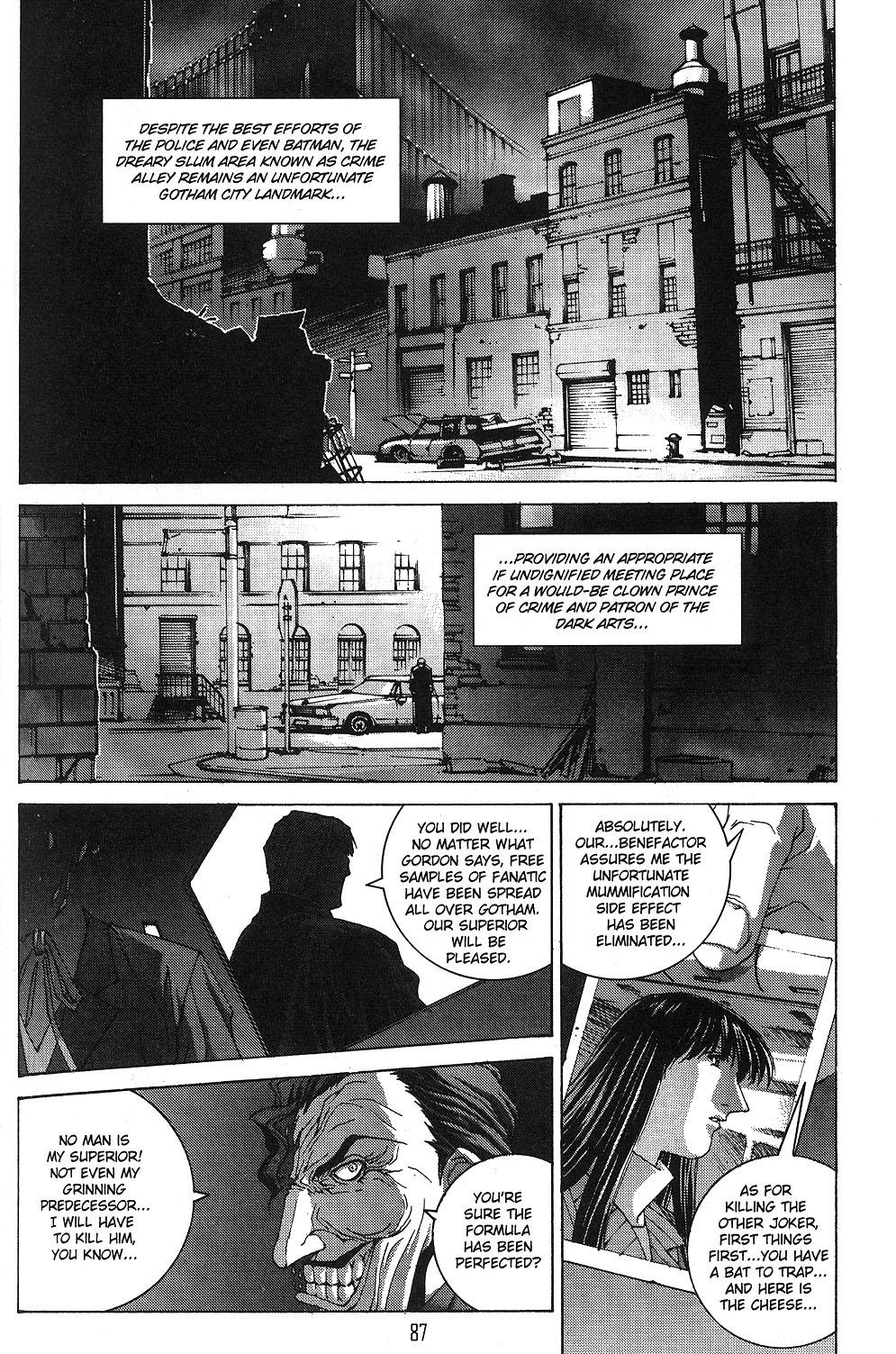 Read online Batman: Child of Dreams comic -  Issue # Full - 84
