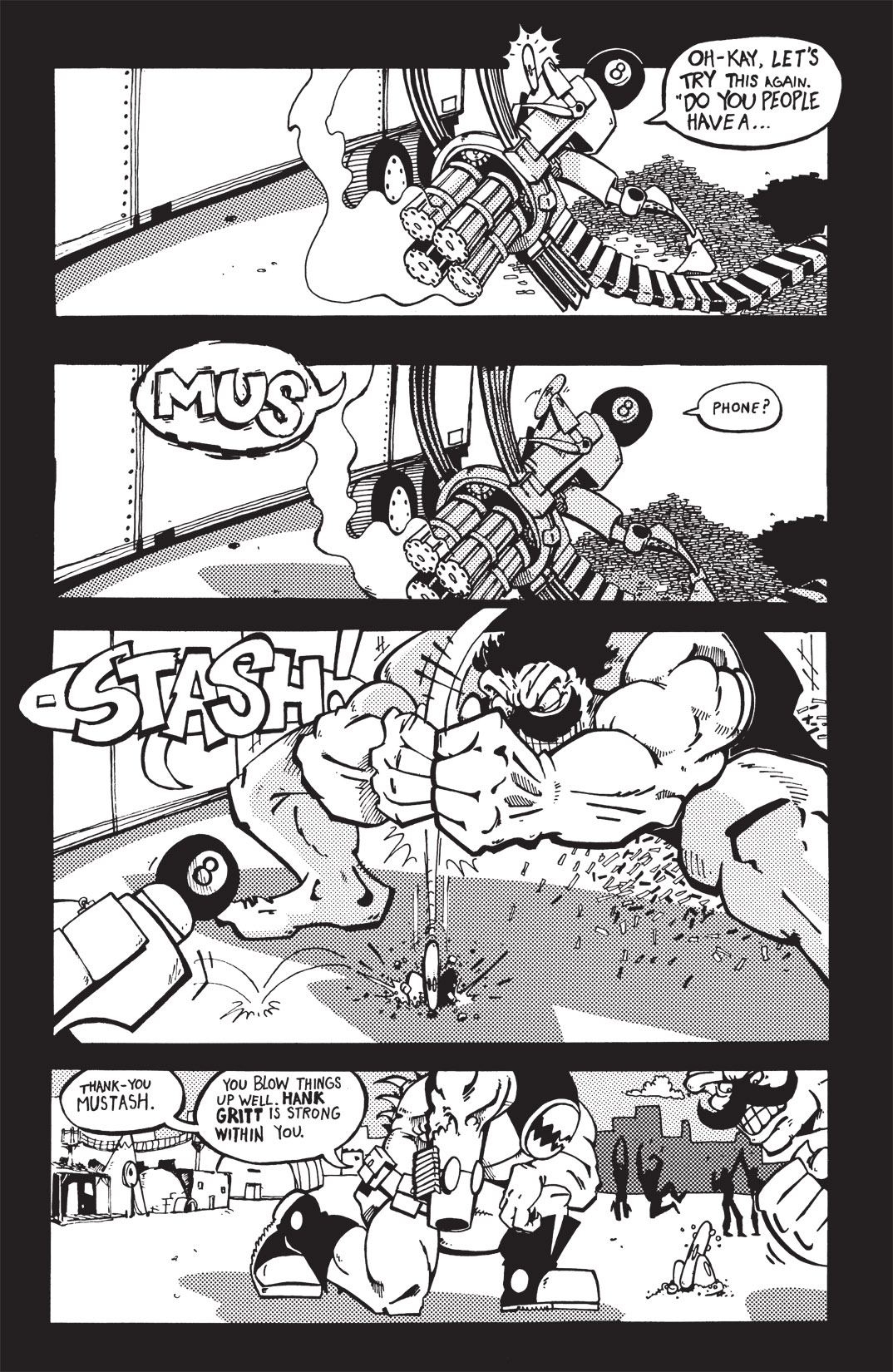 Read online Scud: The Disposable Assassin: The Whole Shebang comic -  Issue # TPB (Part 1) - 88