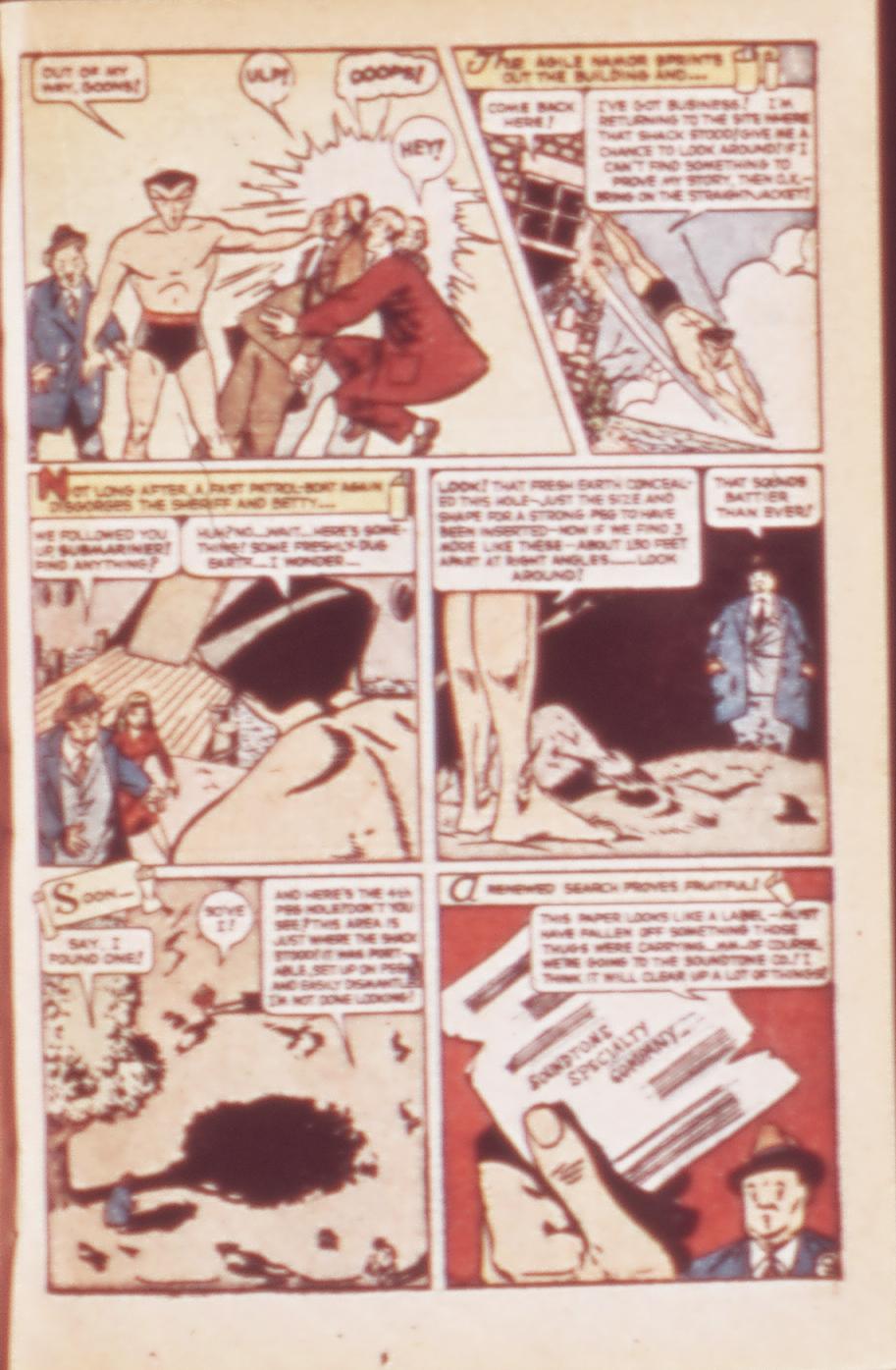 Sub-Mariner Comics Issue #19 #19 - English 23