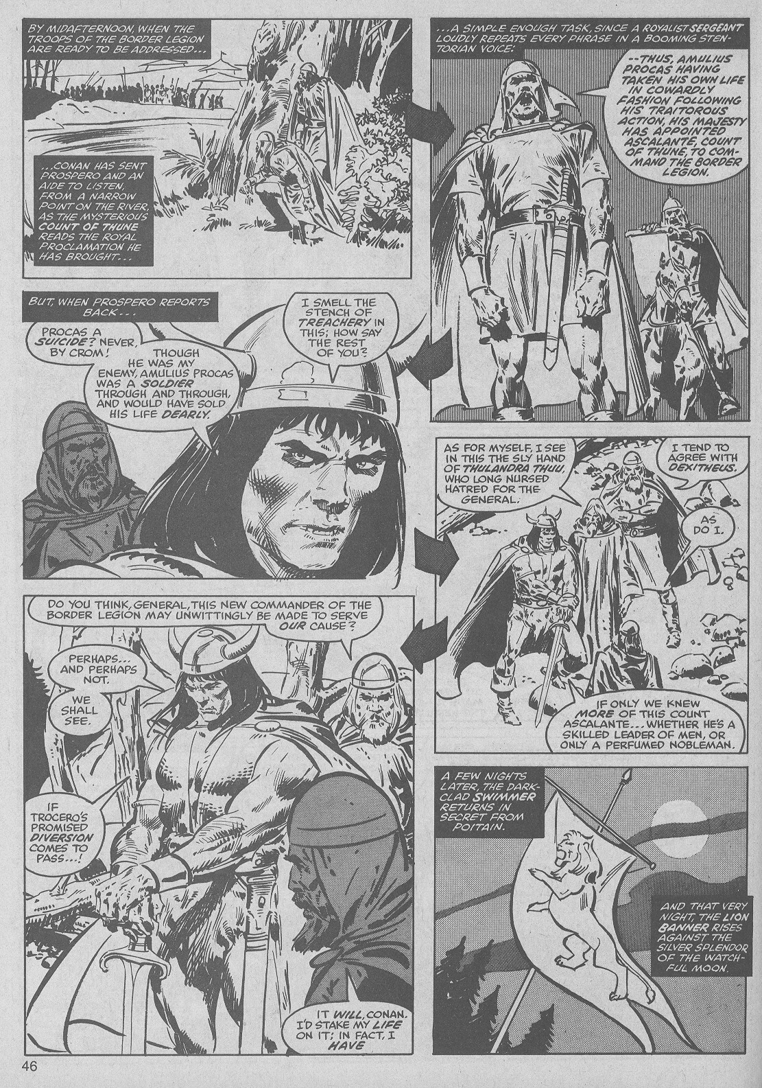 The Savage Sword Of Conan Issue #50 #51 - English 46