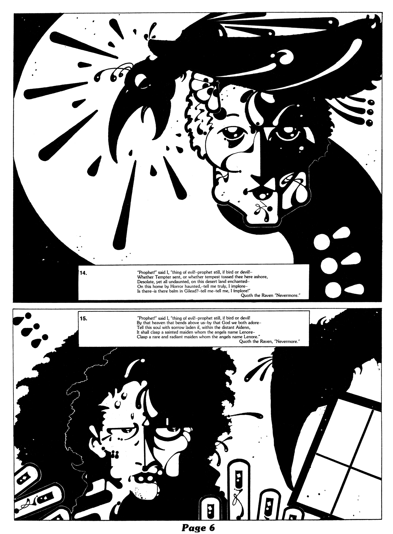 Read online Star*Reach comic -  Issue #17 - 8