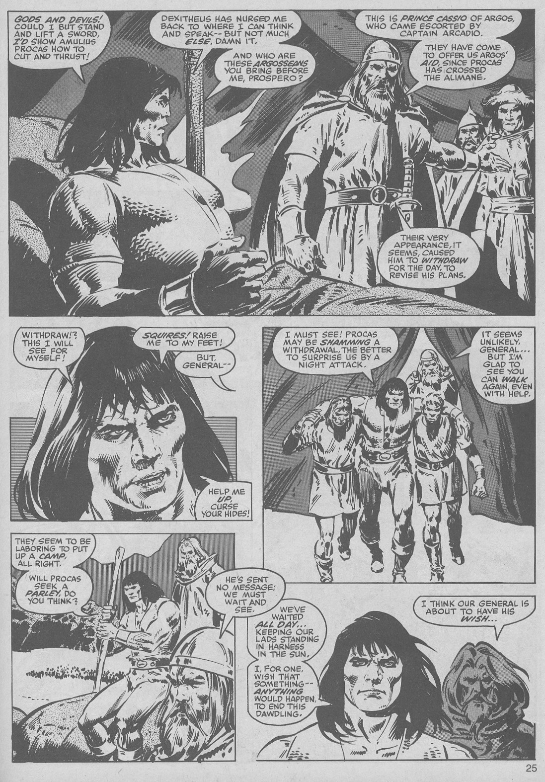 The Savage Sword Of Conan Issue #50 #51 - English 25